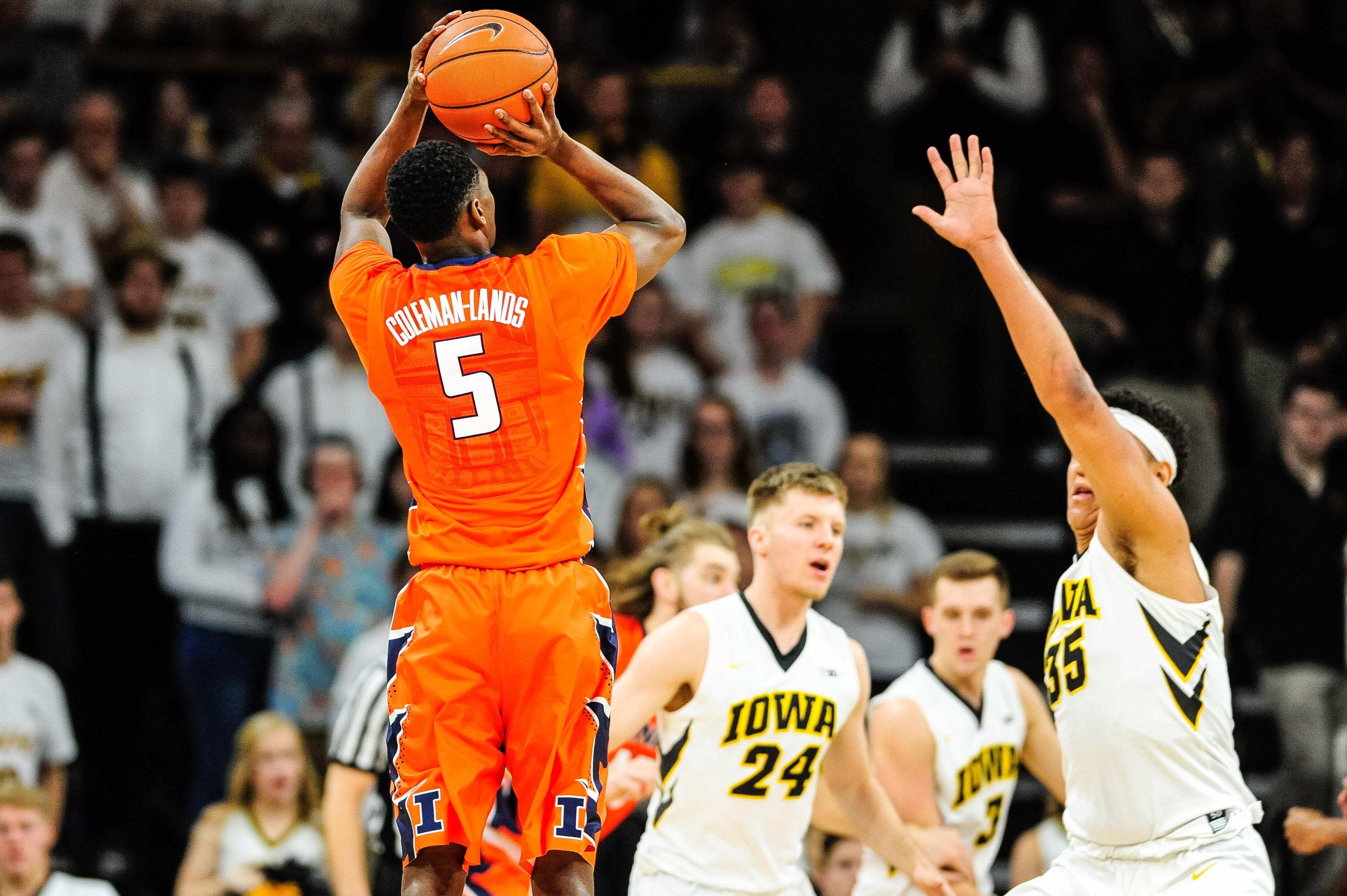 Illinois Basketball: Projected Illini roster breakdown for 2017-18