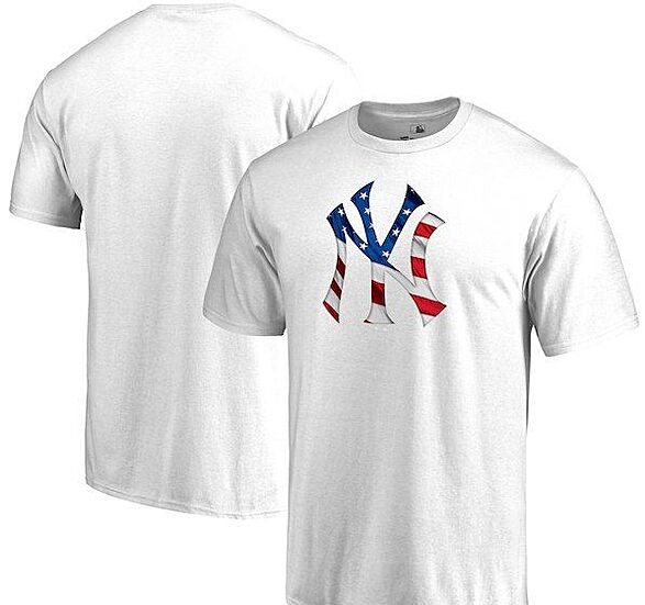 new styles 0d60d 75242 Get ready for July 4 with New York Yankees gear
