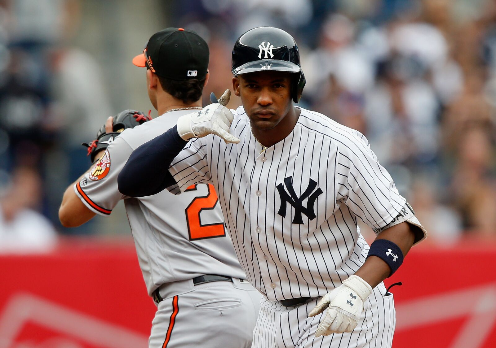 Yankees: Brian Cashman says a lot of teams have interest in trading for Miguel Andujar
