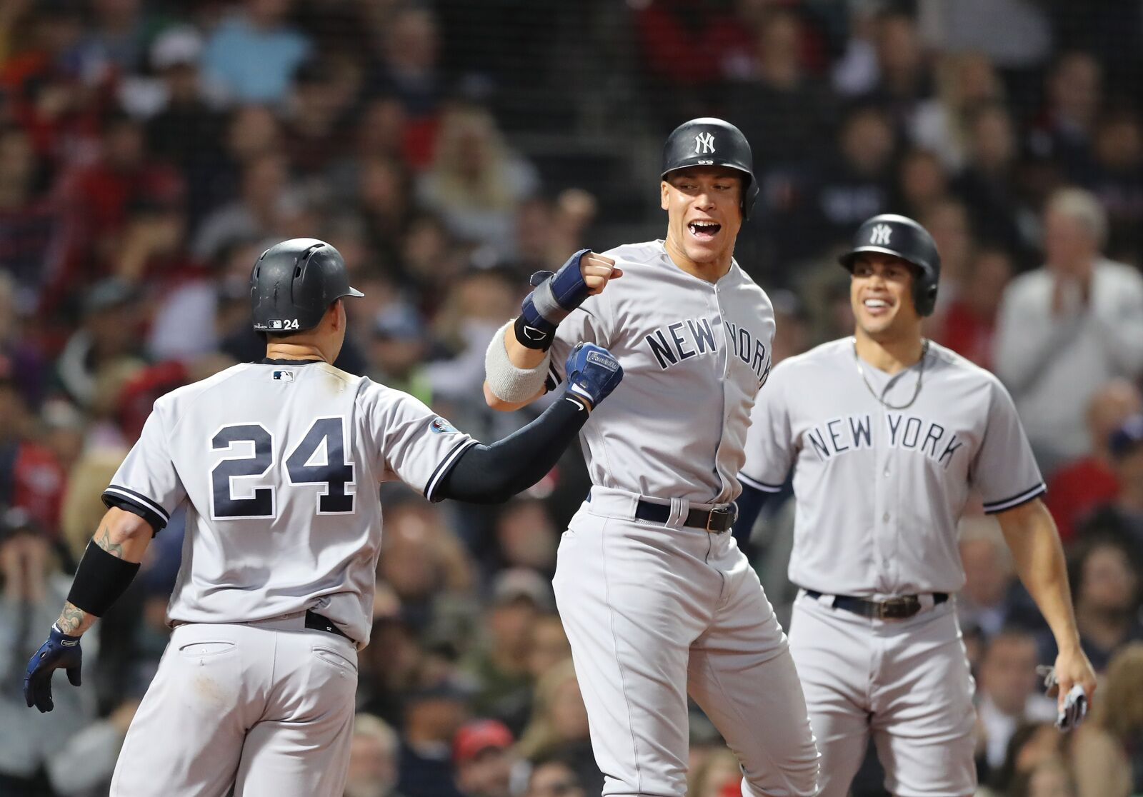 Yankees: What should the lineup look like when Aaron Judge comes back?