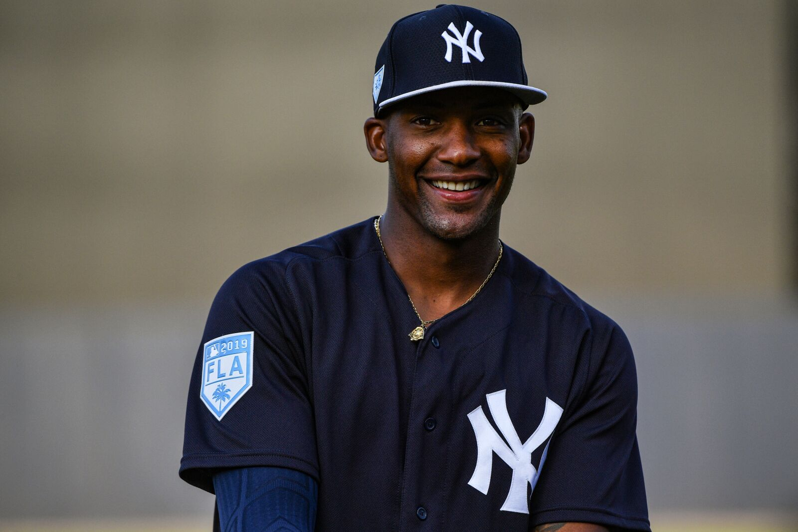 Yankees: Miguel Andujar will gets reps at 1B and LF this spring in addition to 3B
