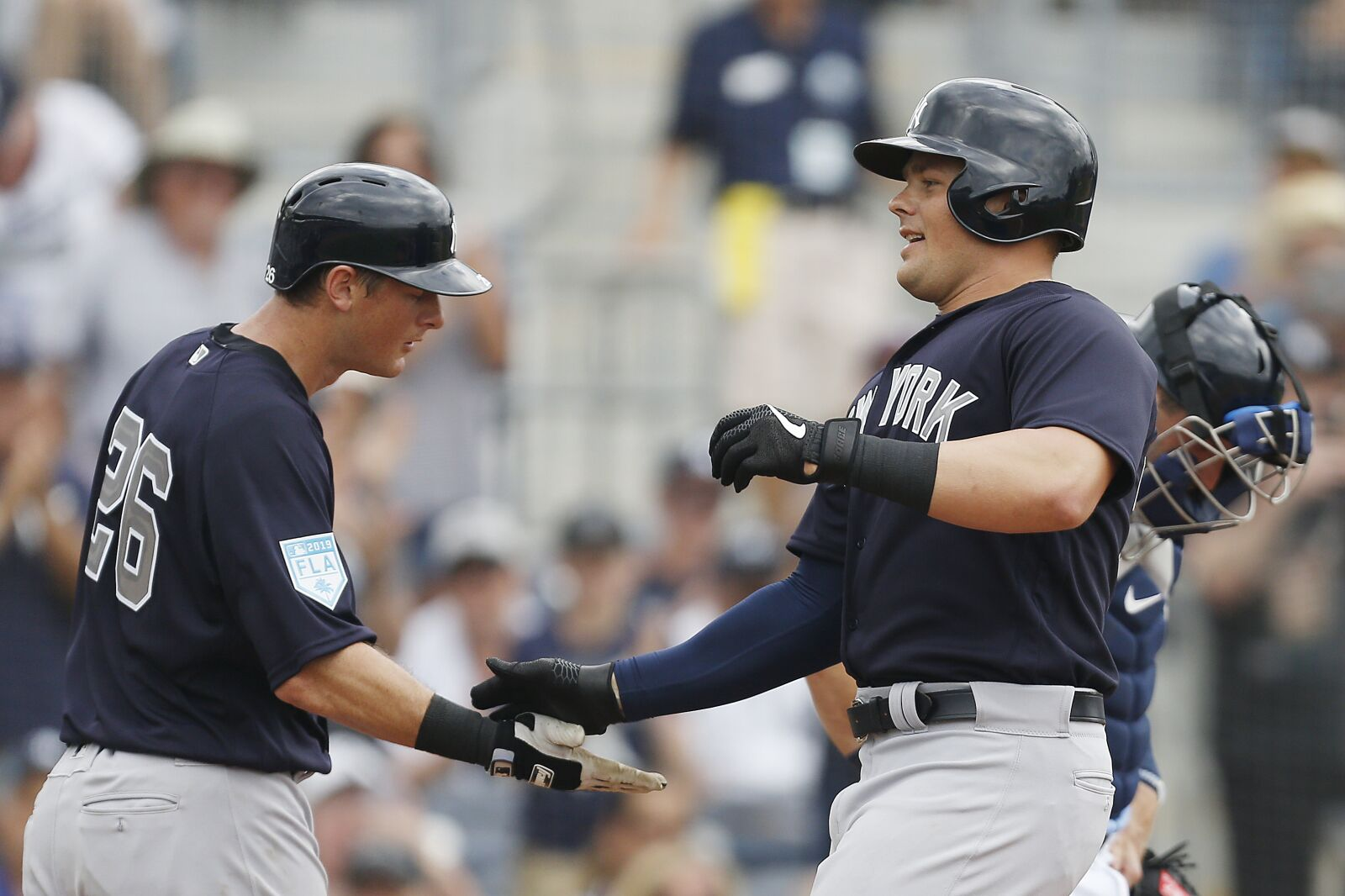 Yankees: Luke Voit can be the everyday first baseman moving forward