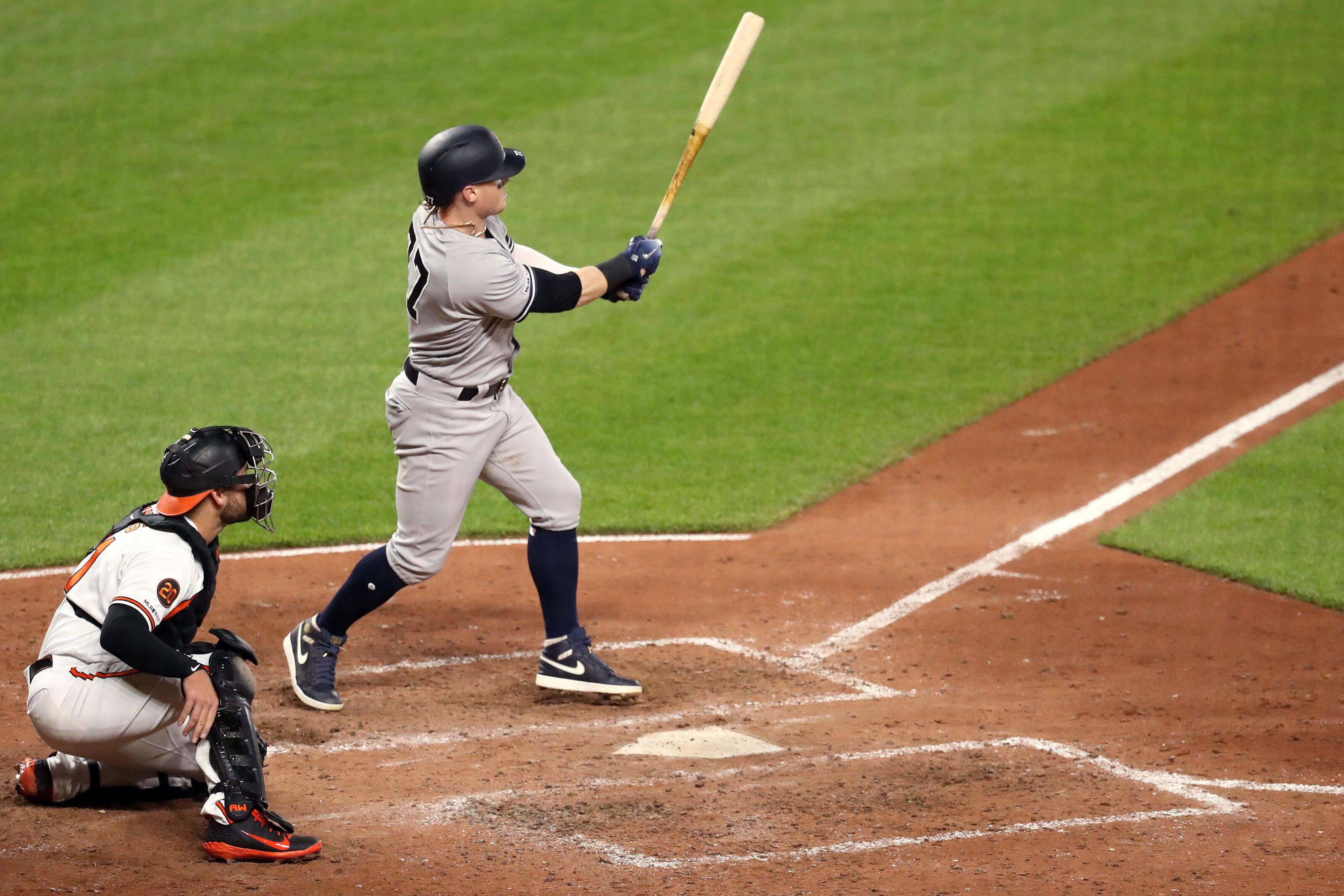 Yankees Clint Frazier has night to remember at Triple-A Scranton