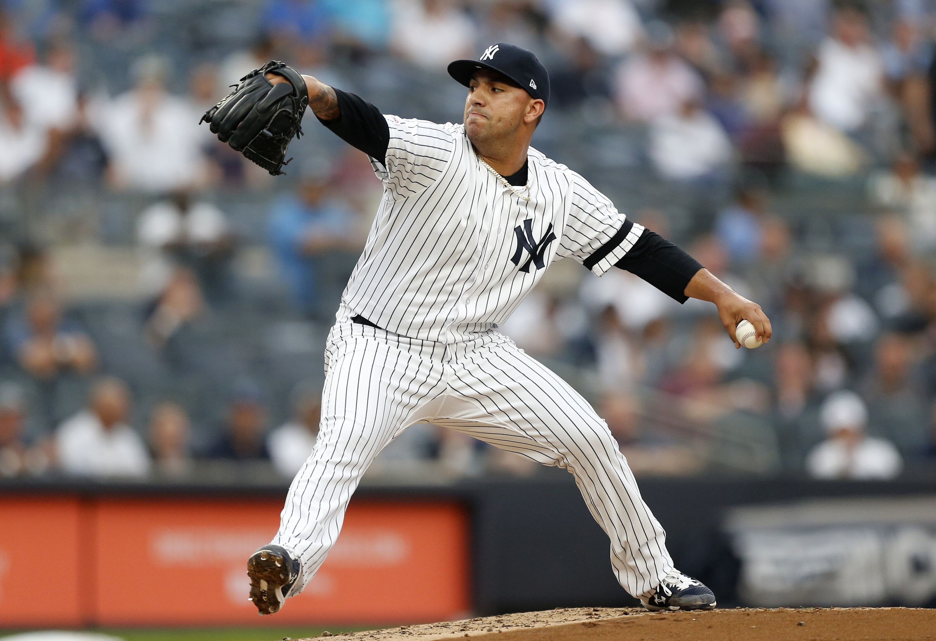 Yankees Trade Nestor Cortes Jr To Mariners For