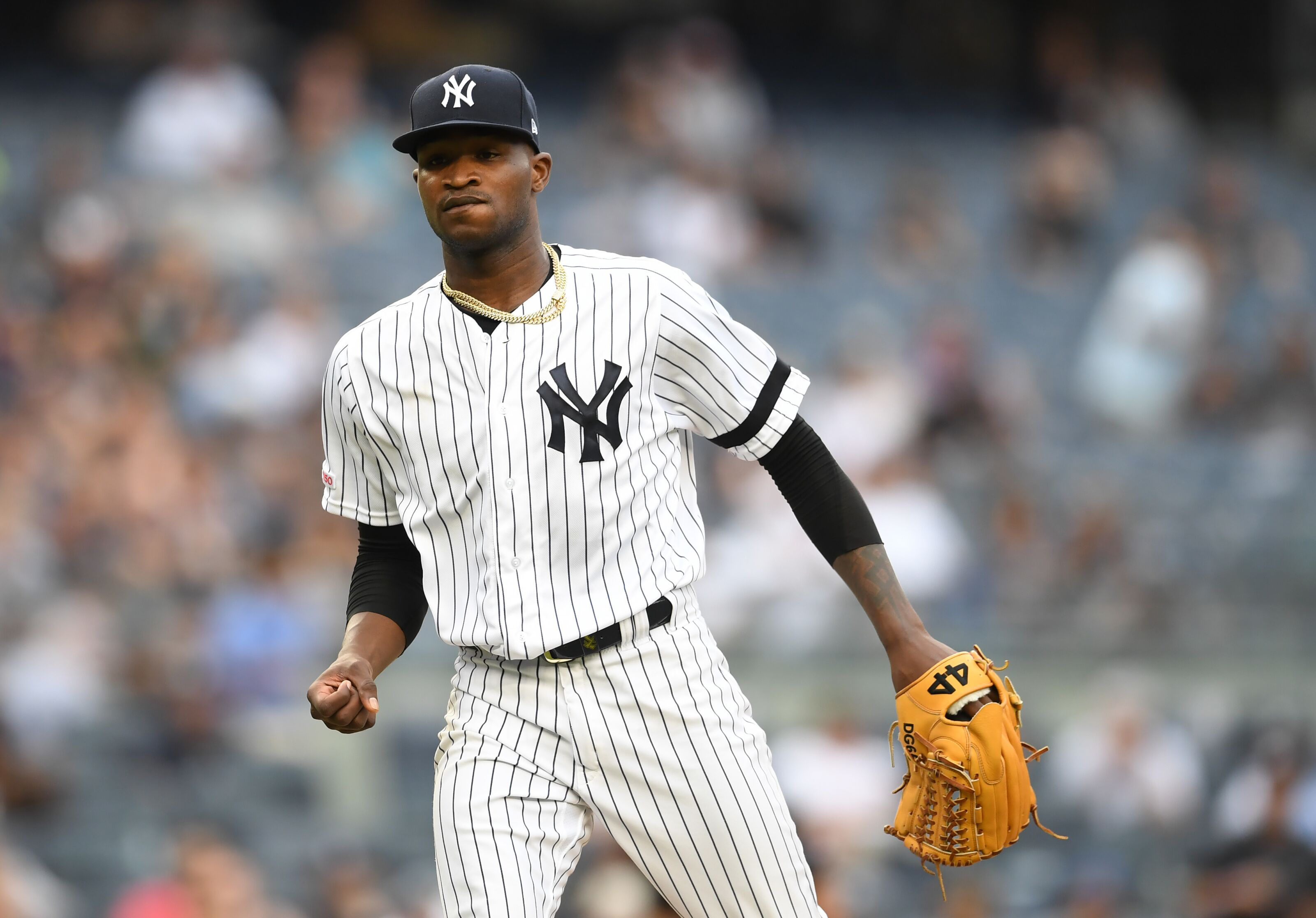 Yankees: Brian Cashman says Domingo German won't have an innings limit