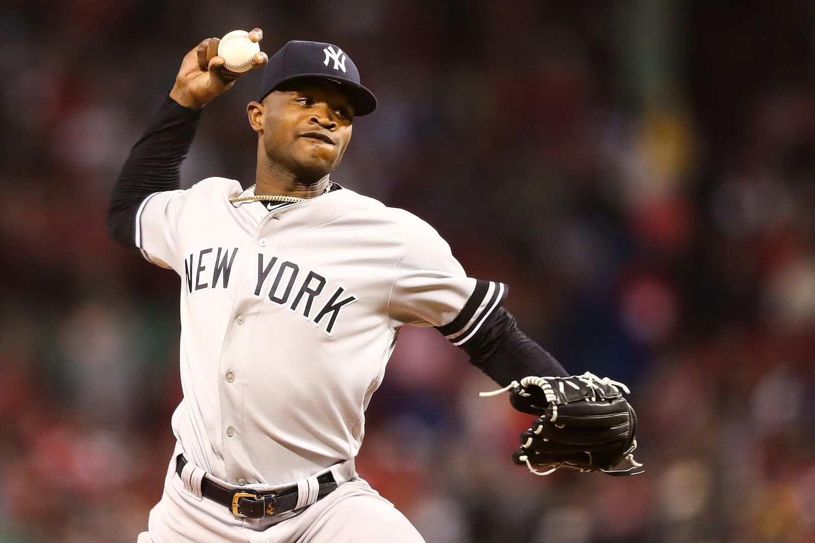 Yankees offseason could change with Domingo German suspension