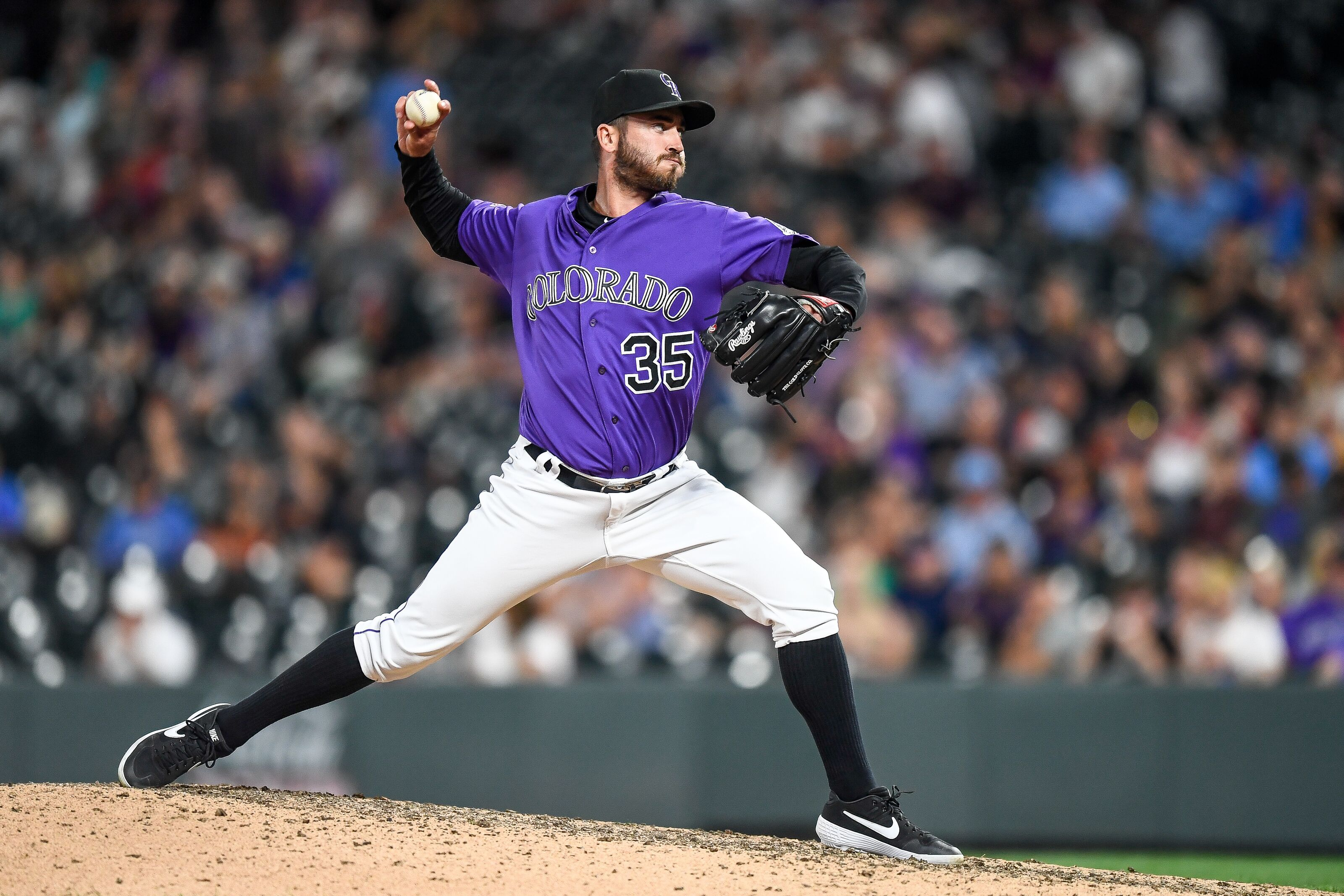 Yankees reportedly sign RHP Chad Bettis to a minor-league deal