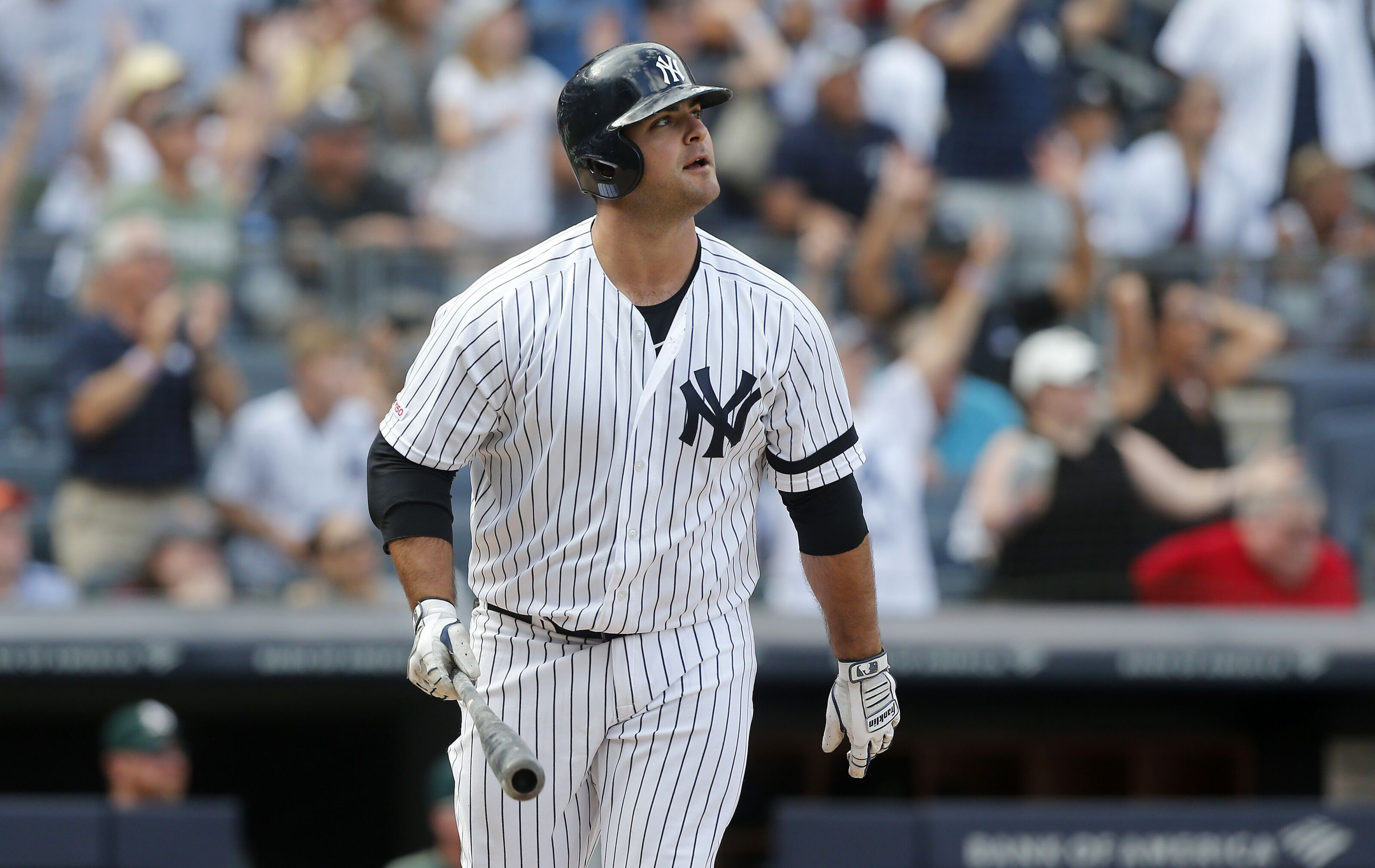 Yankees: Can Mike Ford challenge Luke Voit for the starting first base job in 2020?