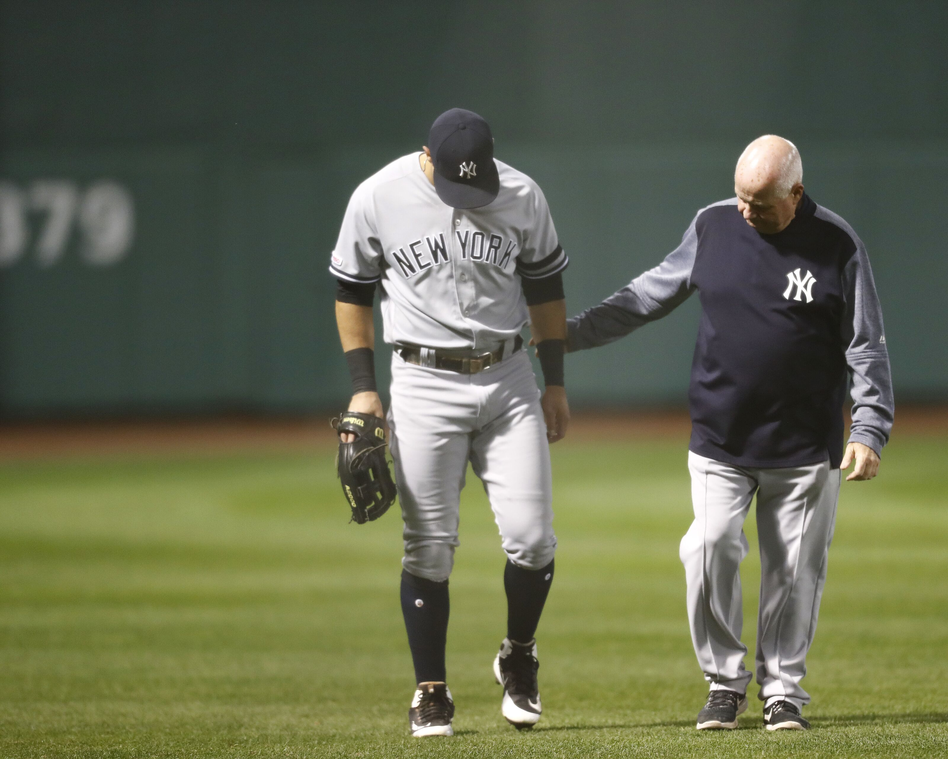 Yankees: Mike Tauchman likely out for the rest of the season with a Grade 2 calf strain