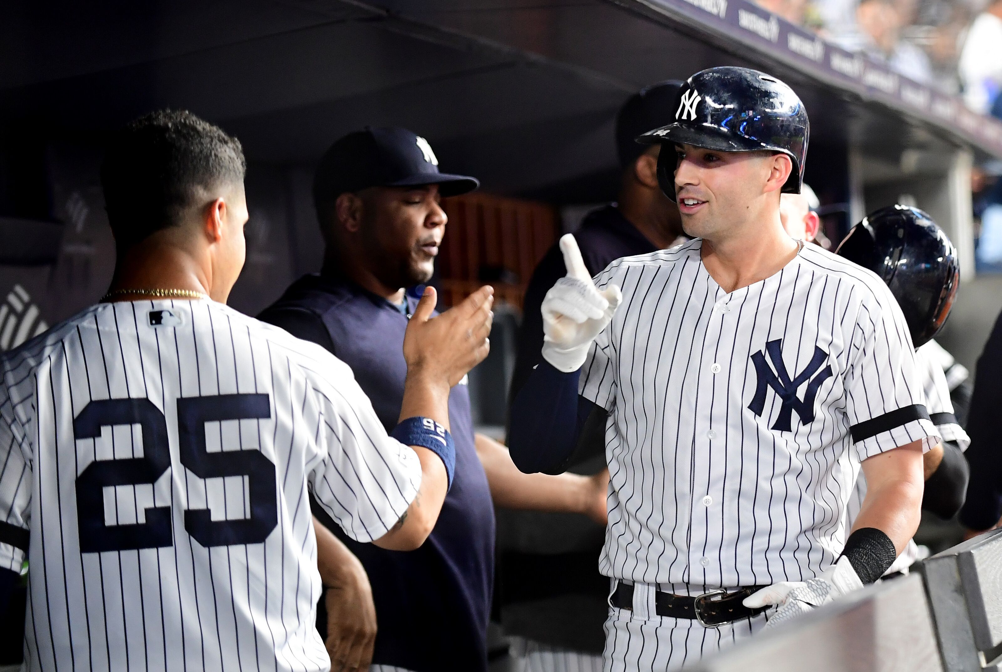 Yankees should give Tyler Wade a legit shot as their super utility player