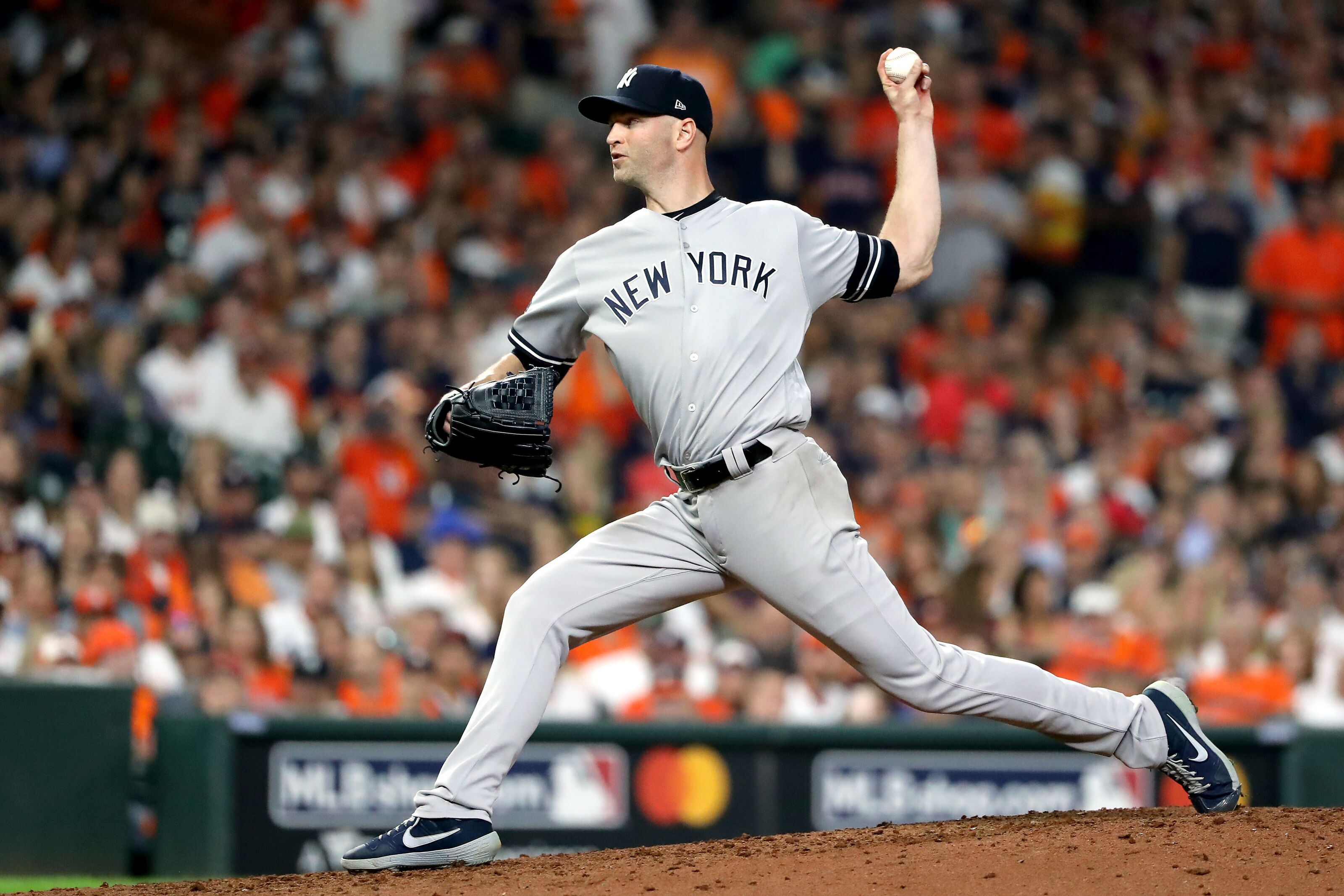 Yankees Rumors: J.A. Happ could be traded to open up payroll
