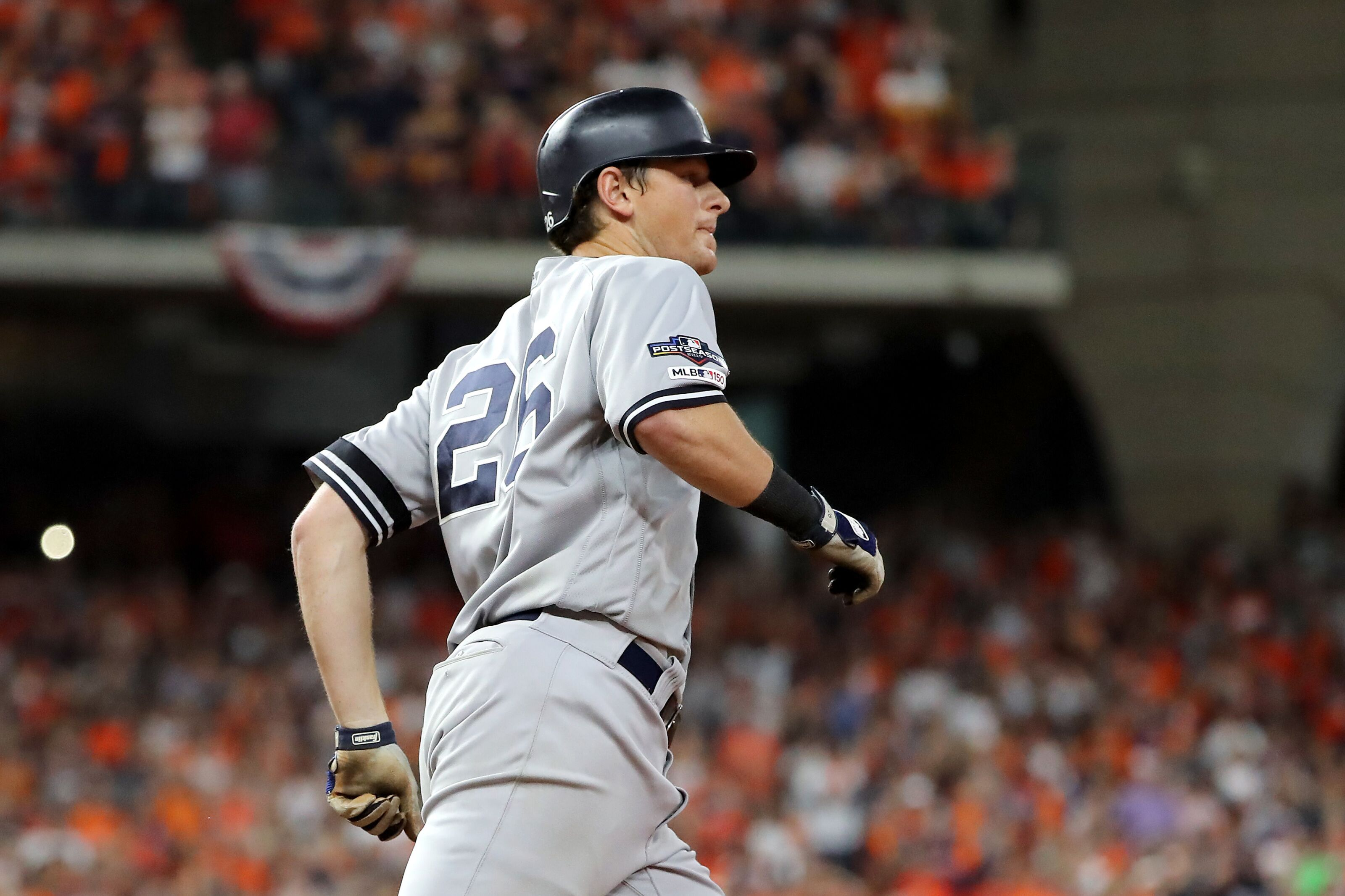 Yankees: We'll never forget DJ LeMahieu's first season in pinstripes
