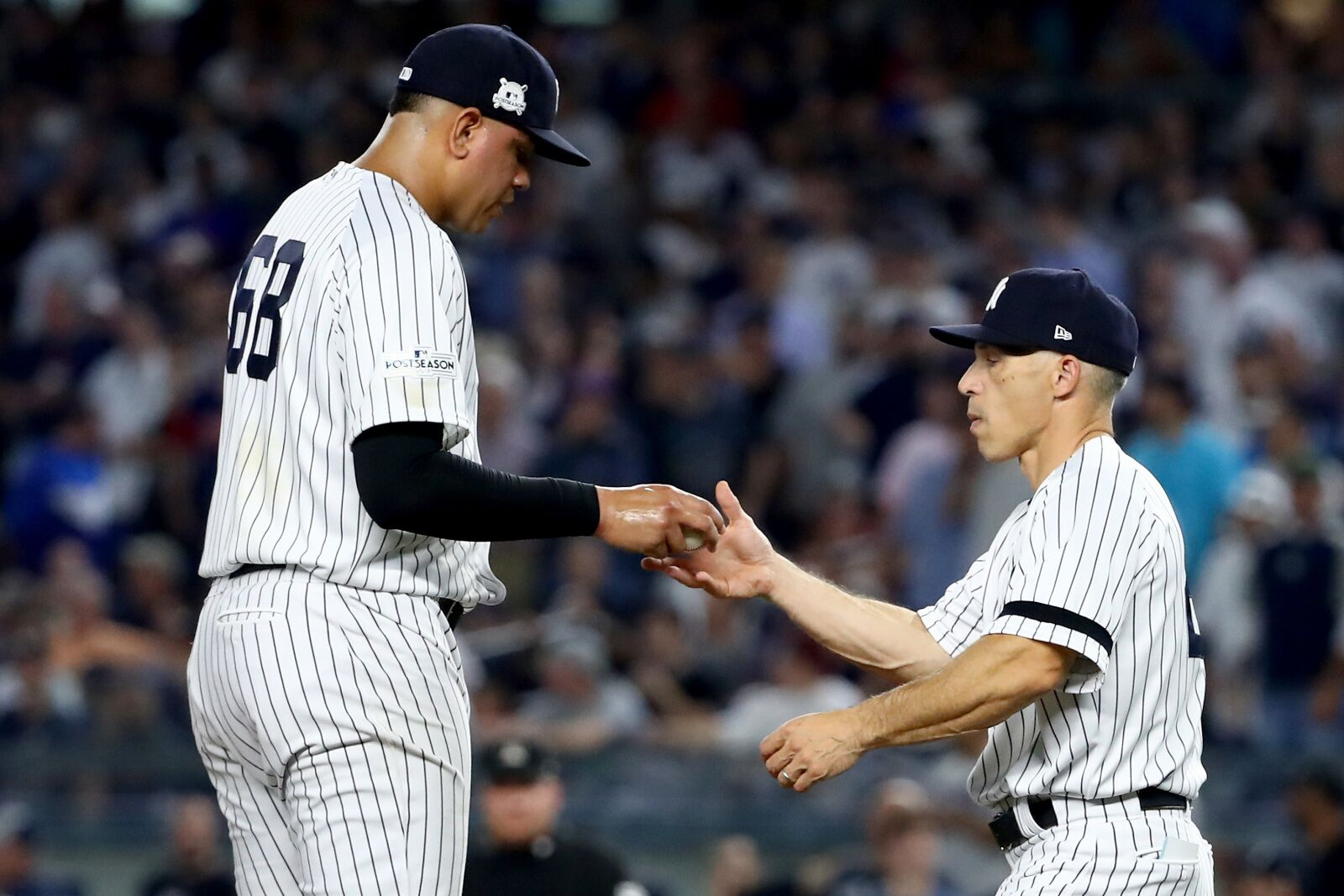Yankees could lose Austin Romine and Dellin Betances to the Phillies and Joe Girardi
