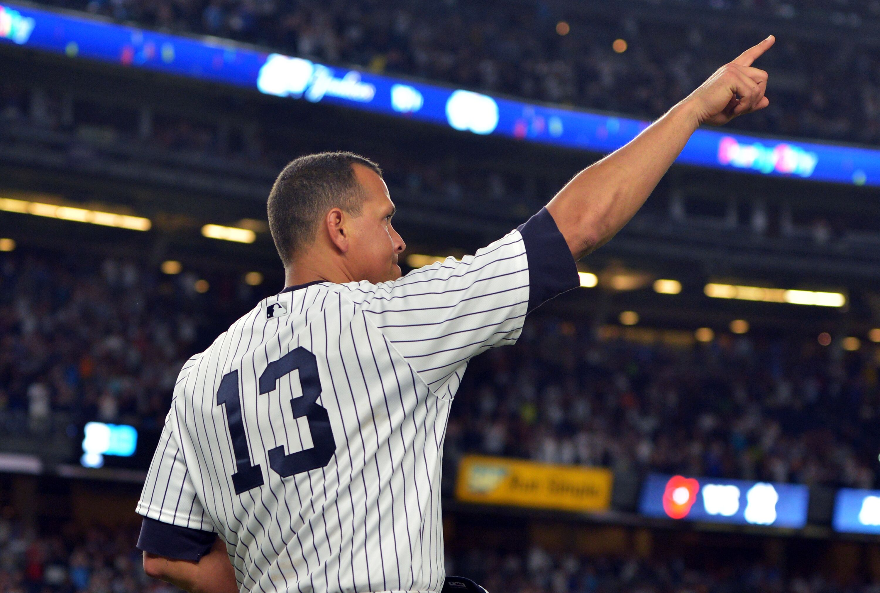 hot sale online 5ce6d 0a6e0 What are the Yankees going to do with A-Rod's No. 13?