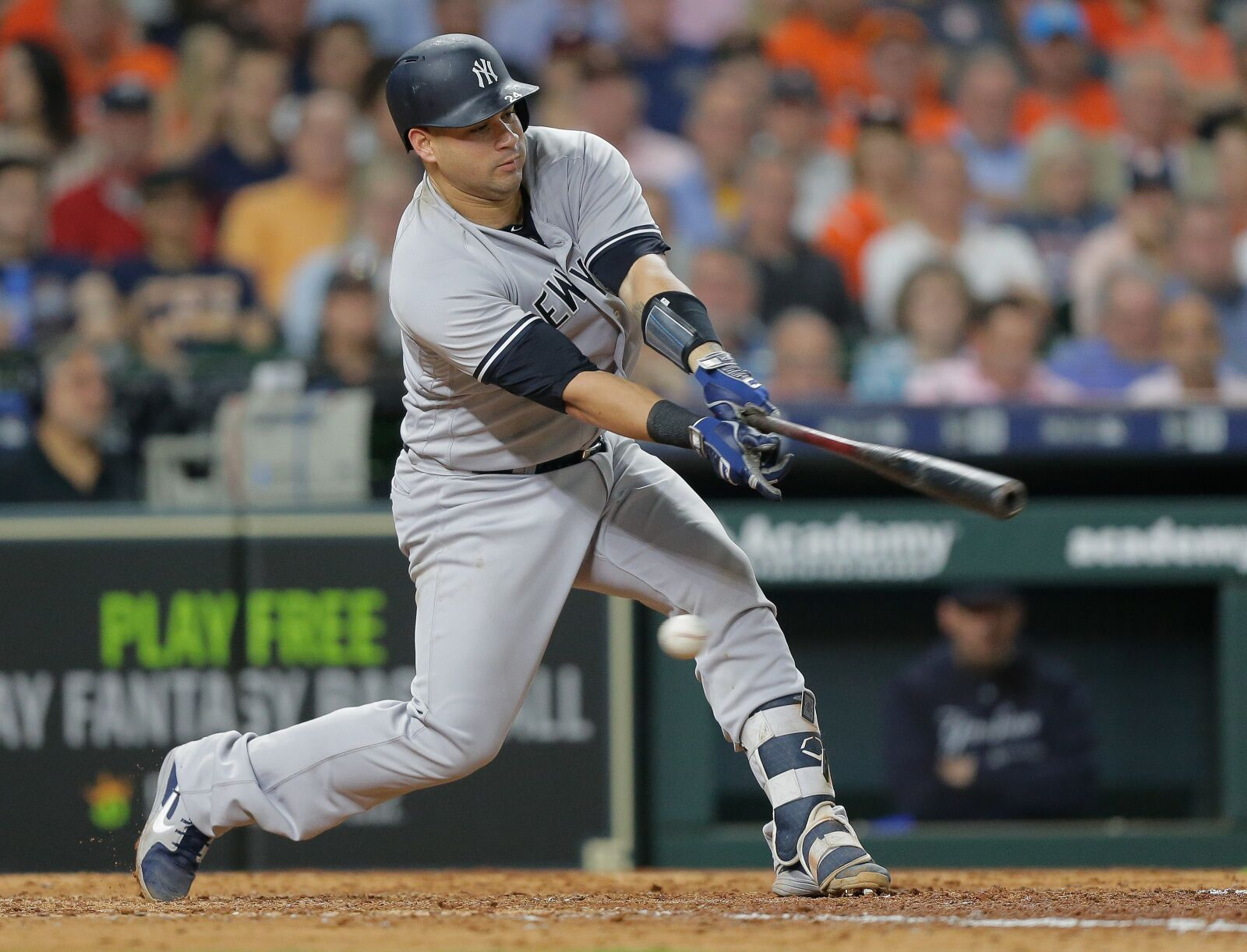 7be1ceccf Yankees  Why Gary Sanchez could be off to a slow start in 2018
