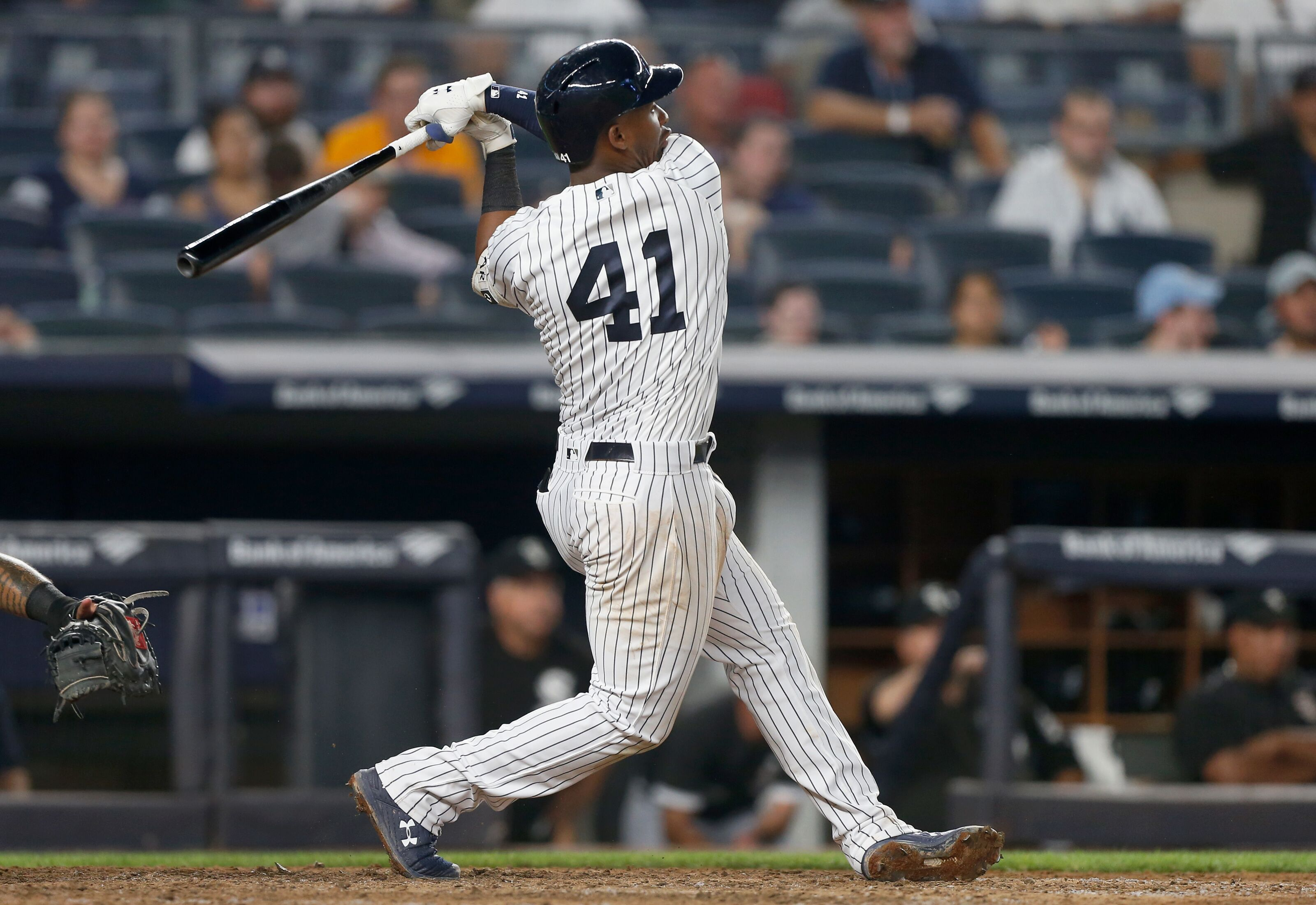Yankees: Miguel Andujar is the present and future