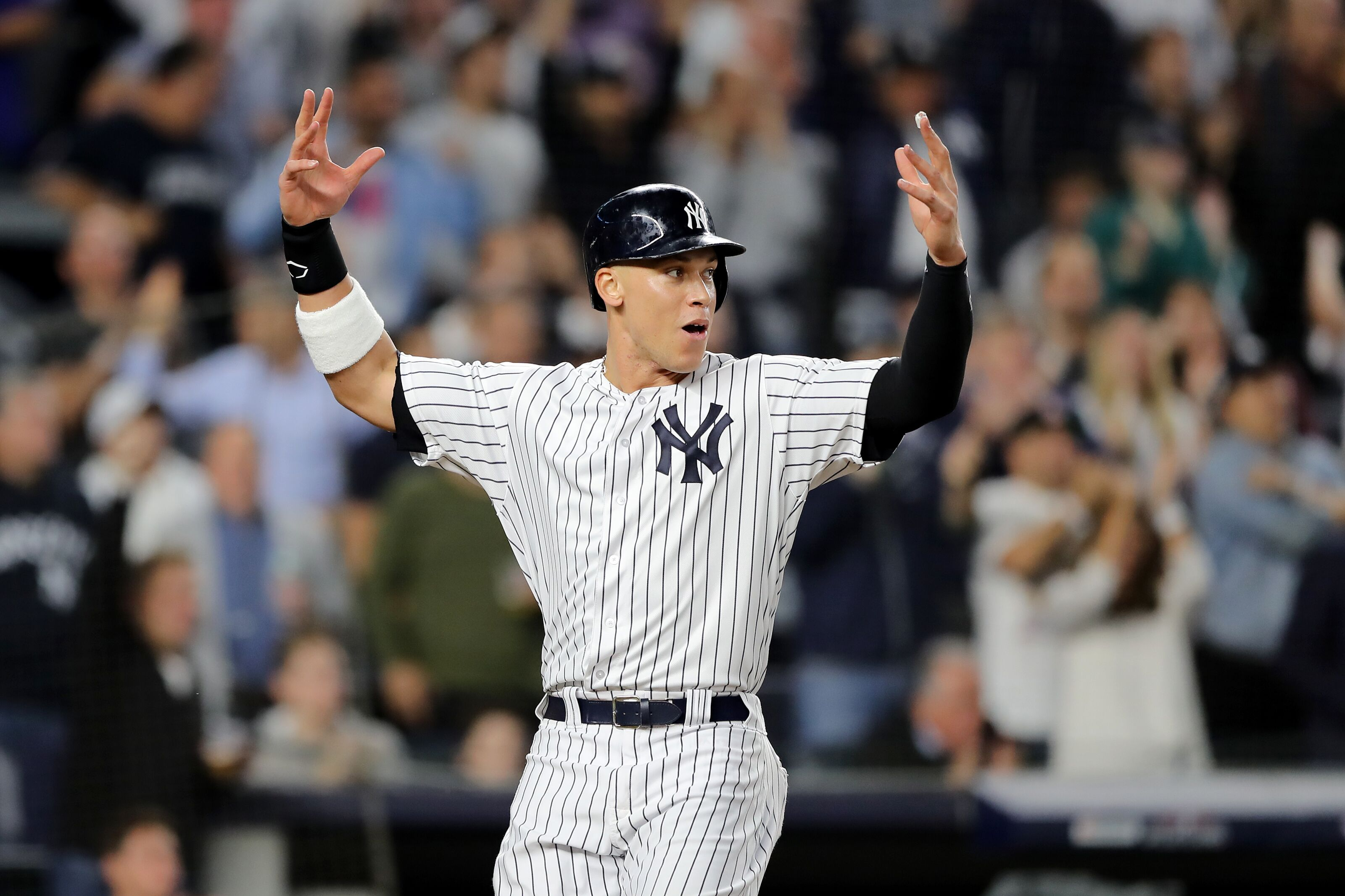 64e05492ac9 Yankees haven t discussed an extension with Aaron Judge yet
