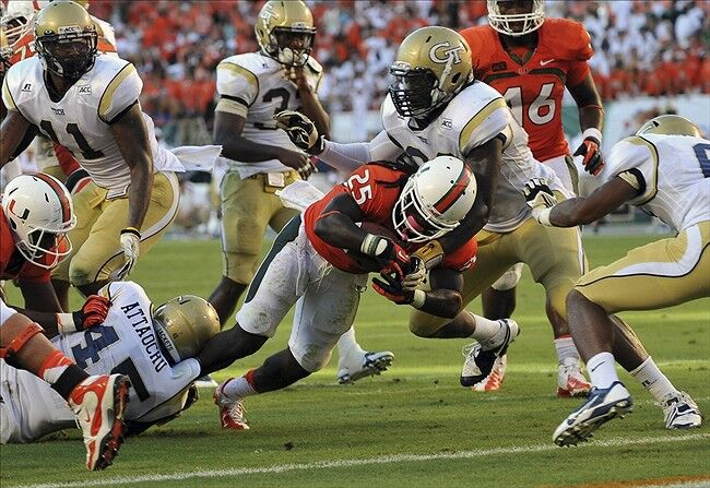 Georgia Tech Loses Lead, Game, and Possible ACC Title Shot ...