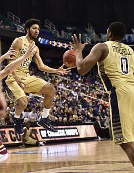 Georgia tech basketball clipping brian gregory is not the for Gregory s jewelry greensboro nc