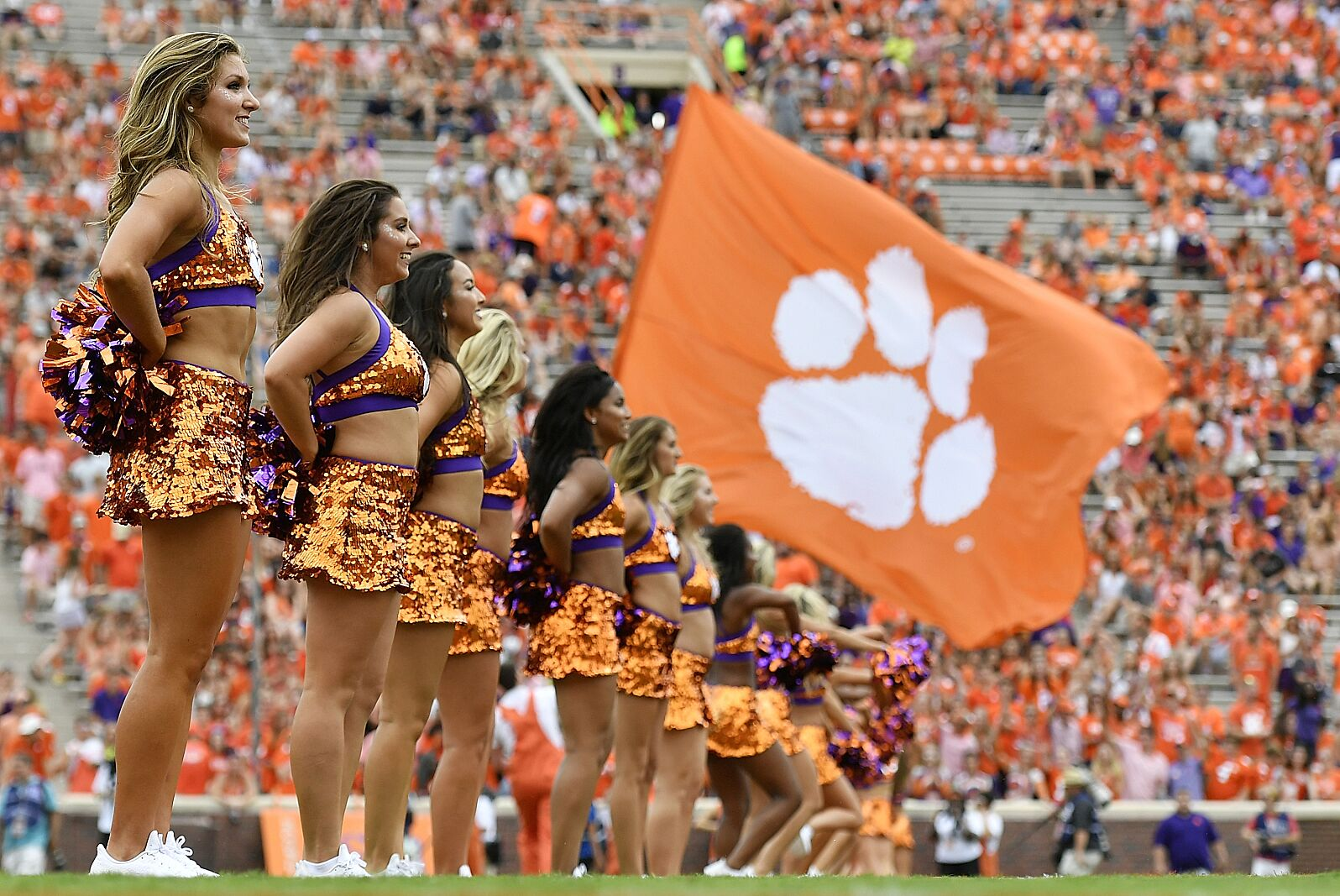 georgia tech football getting to know the clemson tigers