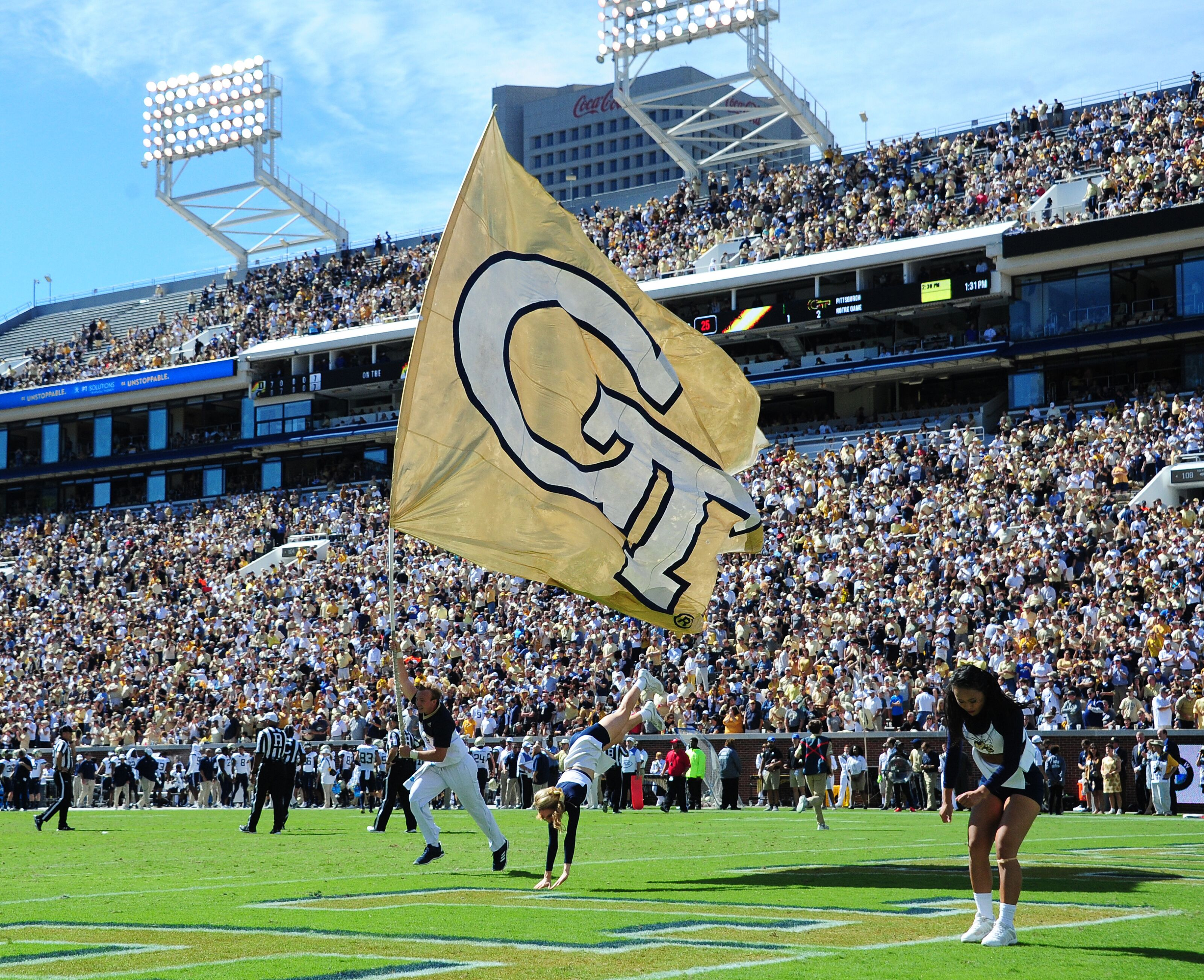 Georgia Tech Football: Bowl projections heading into Clean, Old-Fashioned Hate