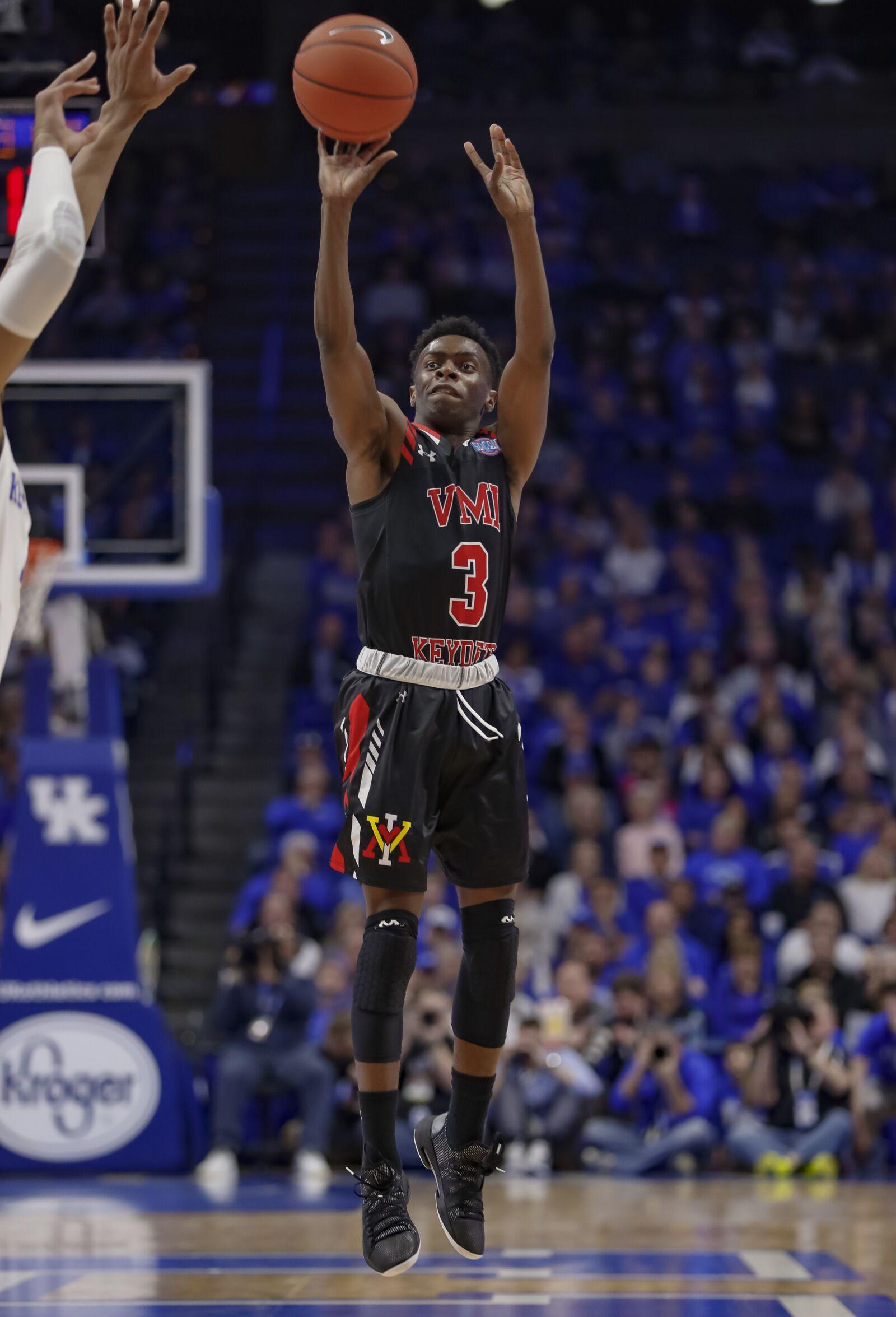 Georgia Tech Basketball: Jackets add a much-needed scorer in Bubba Parham