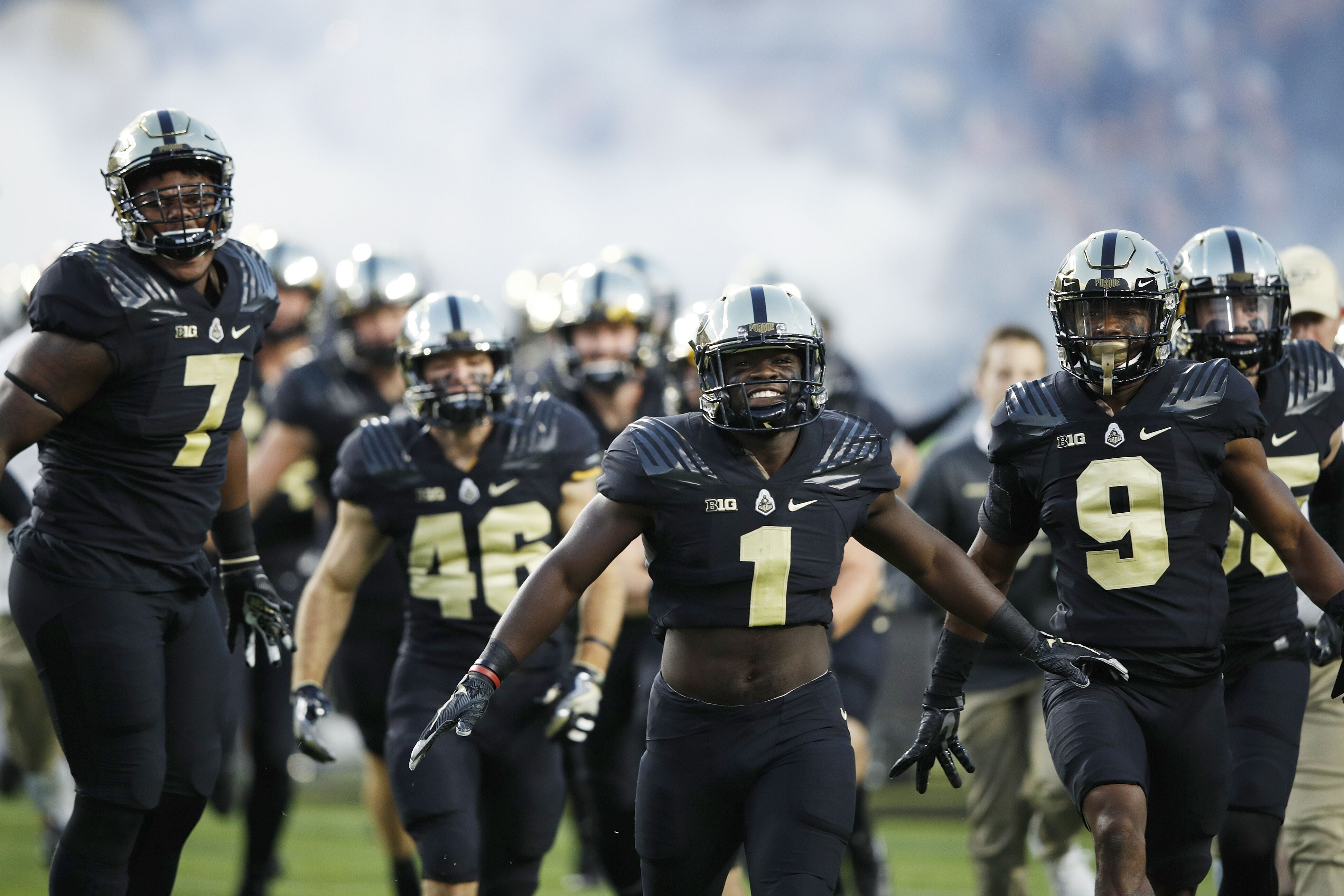 Purdue has replaced Kentucky football as the hottest team in the Midwestern recruiting scene