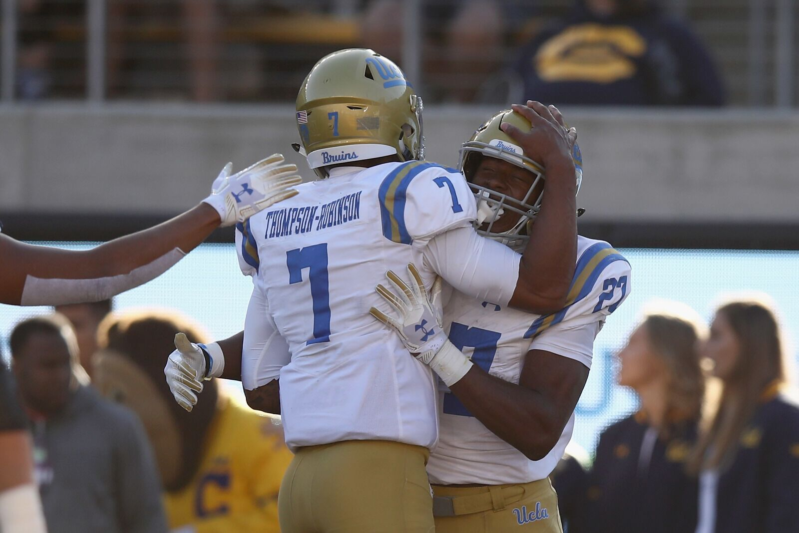 53a2bf7fe Arizona Football has  Battle for Bottom of the South  with UCLA