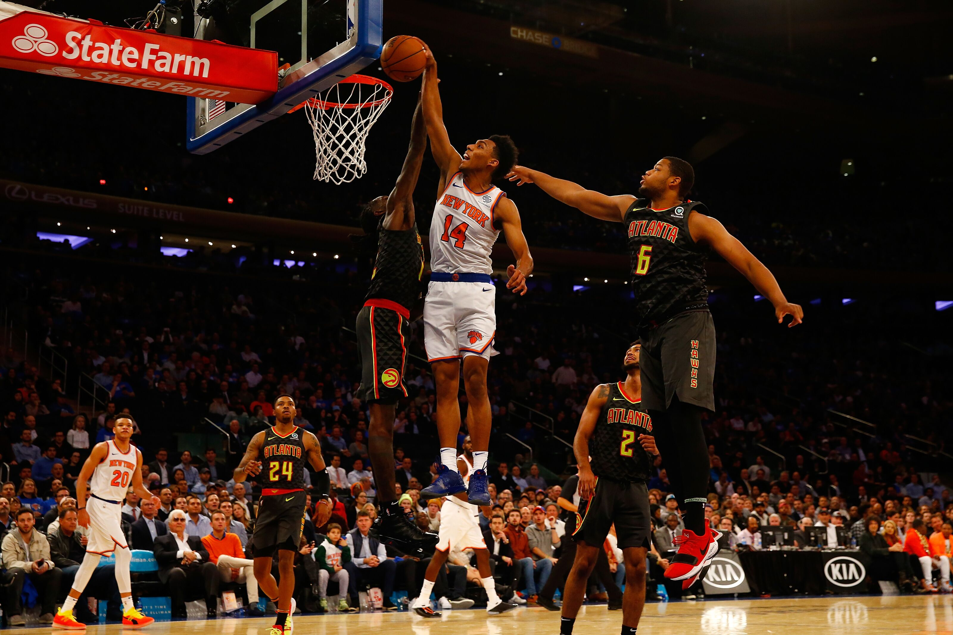 Former Wildcats shine during NBA's Opening Night