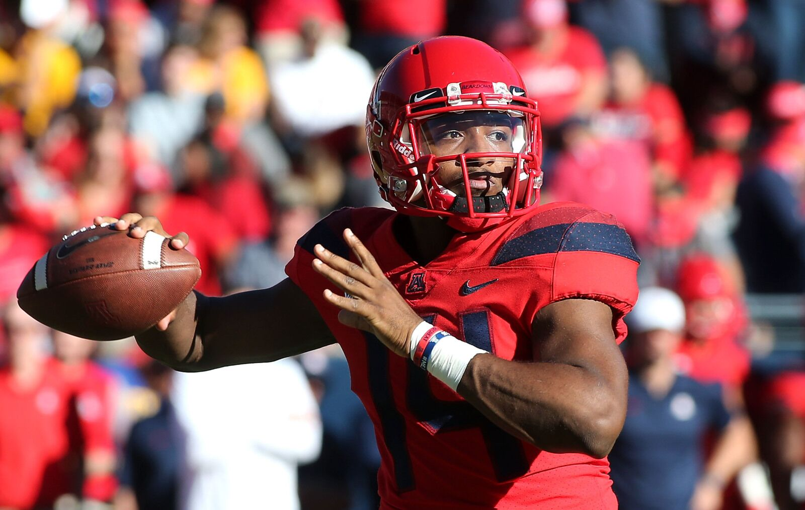 Arizona Football: Quarterback Khalil Tate is poised dominate the Pac-12