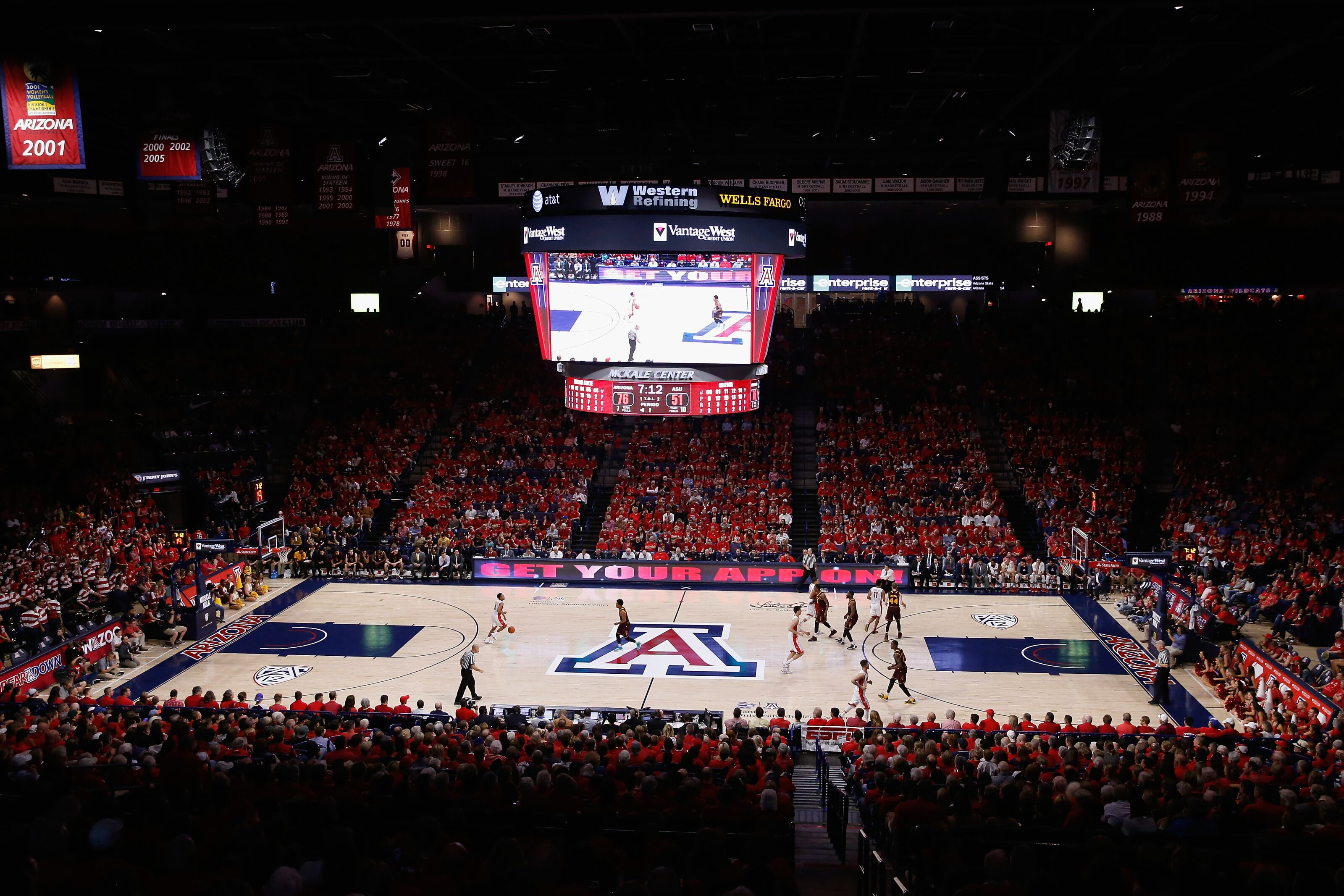 Arizona Basketball: Top ranked center Nathan Bittle schedules official visit