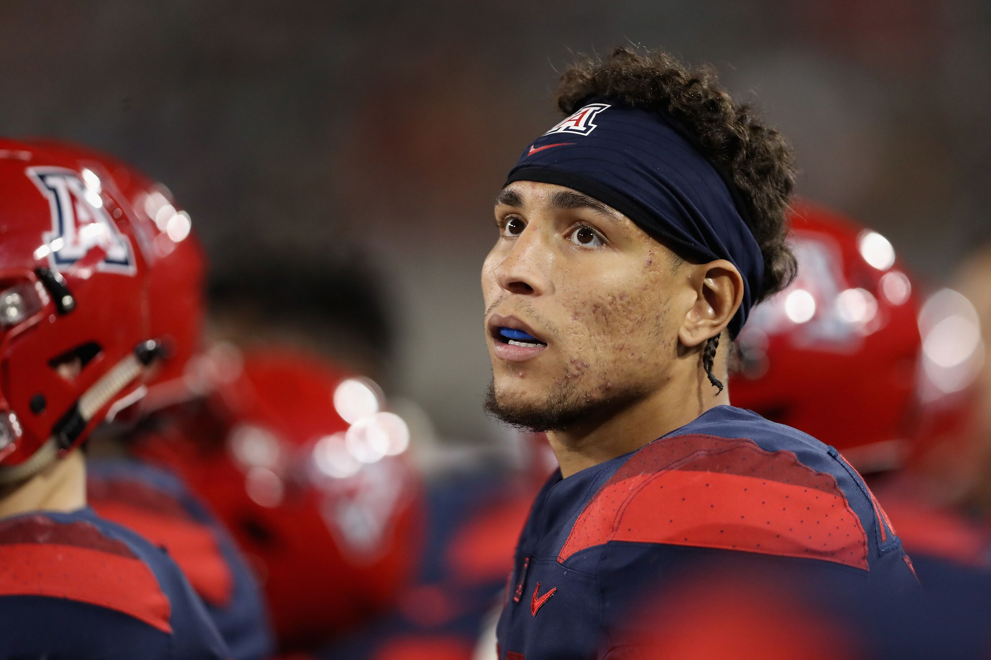 Poindexter, Flannigan-Fowles and Brown to rep Arizona Football in pre-draft games
