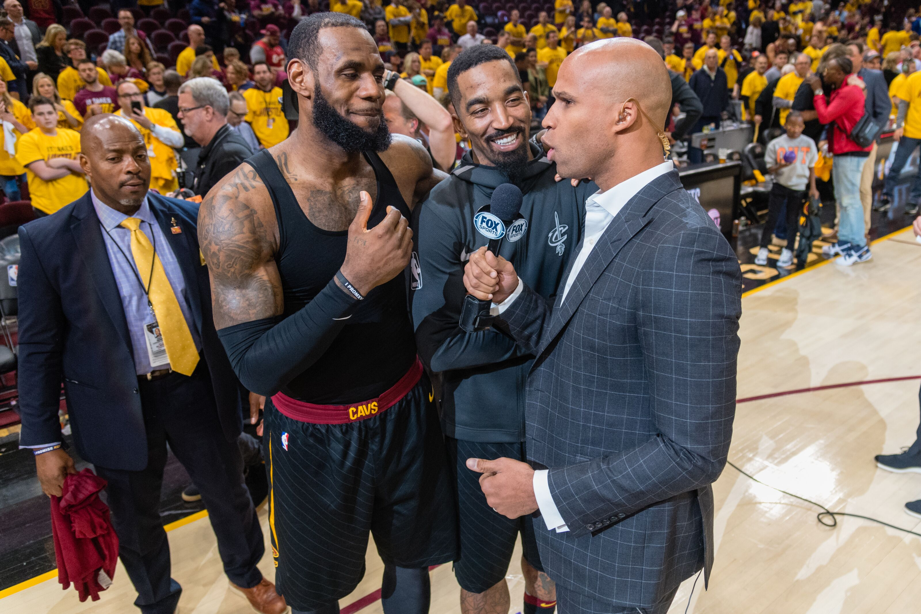 Arizona Basketball  Richard Jefferson announcing for Pac-12 Network 00eb6a682