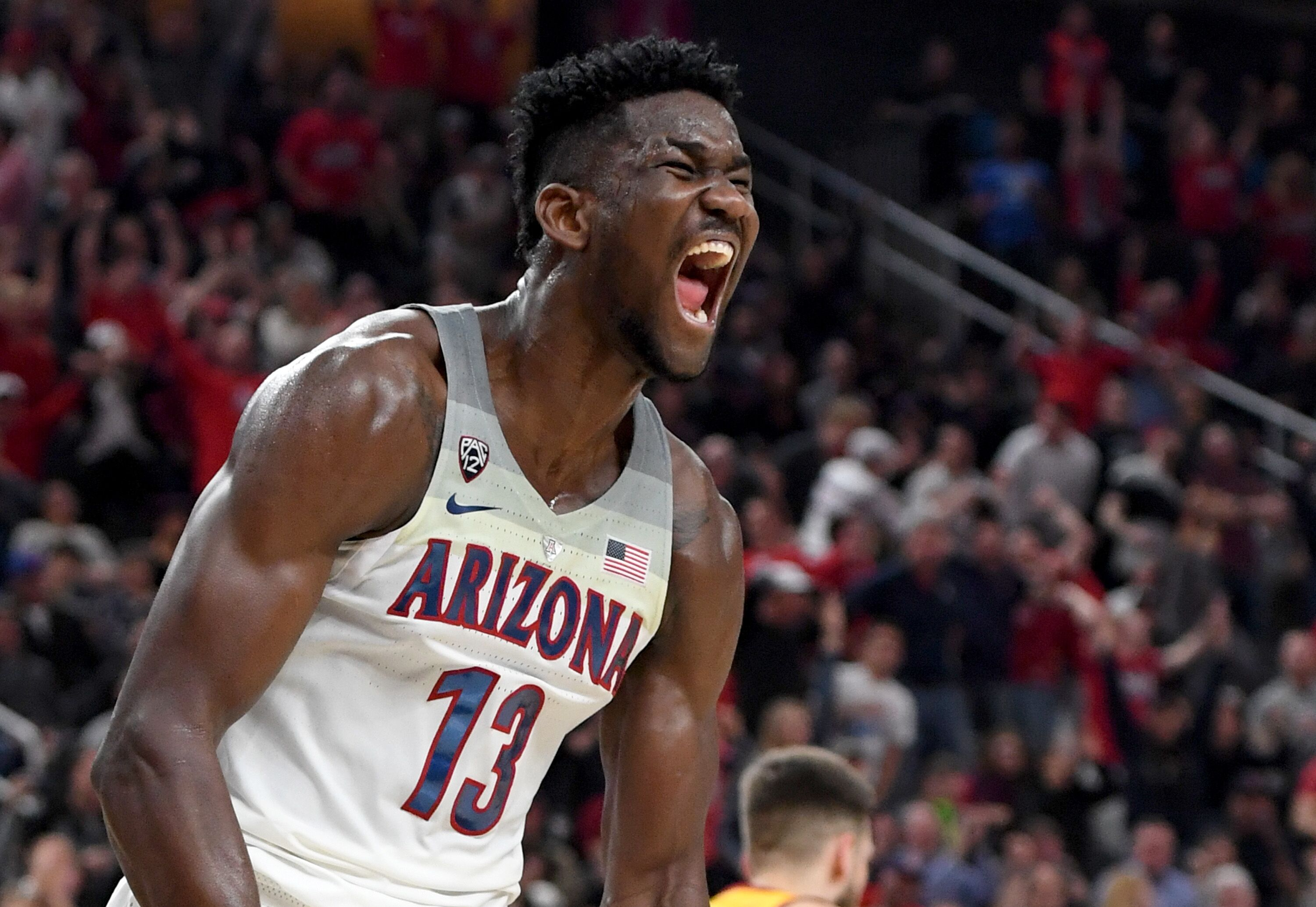 new concept 17387 900ee Deandre Ayton to the Suns? Arizona Wildcats Fans React