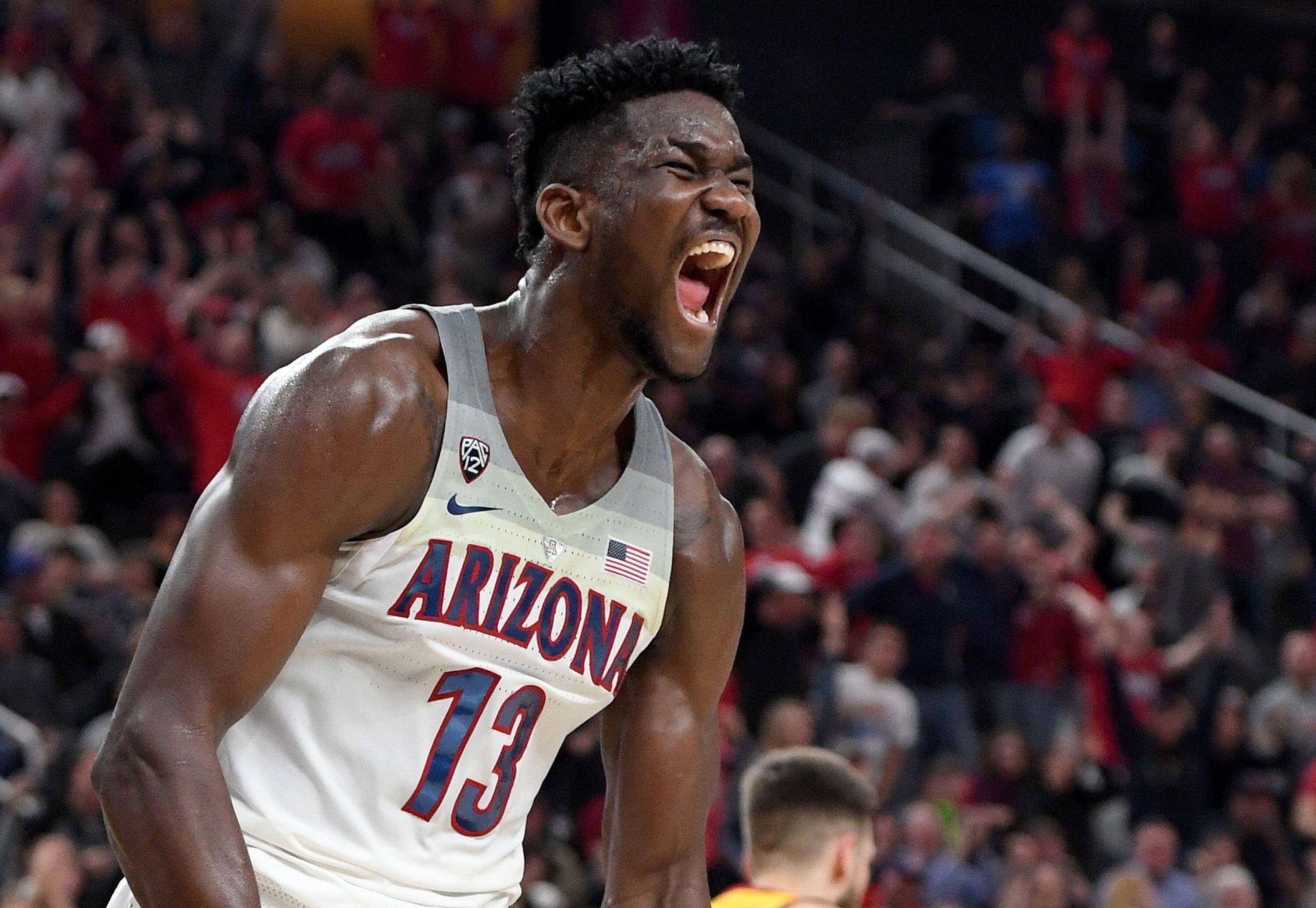1e4c9275cf0ff2 Arizona Basketball  Top 5 Wildcat Freshmen of All-Time