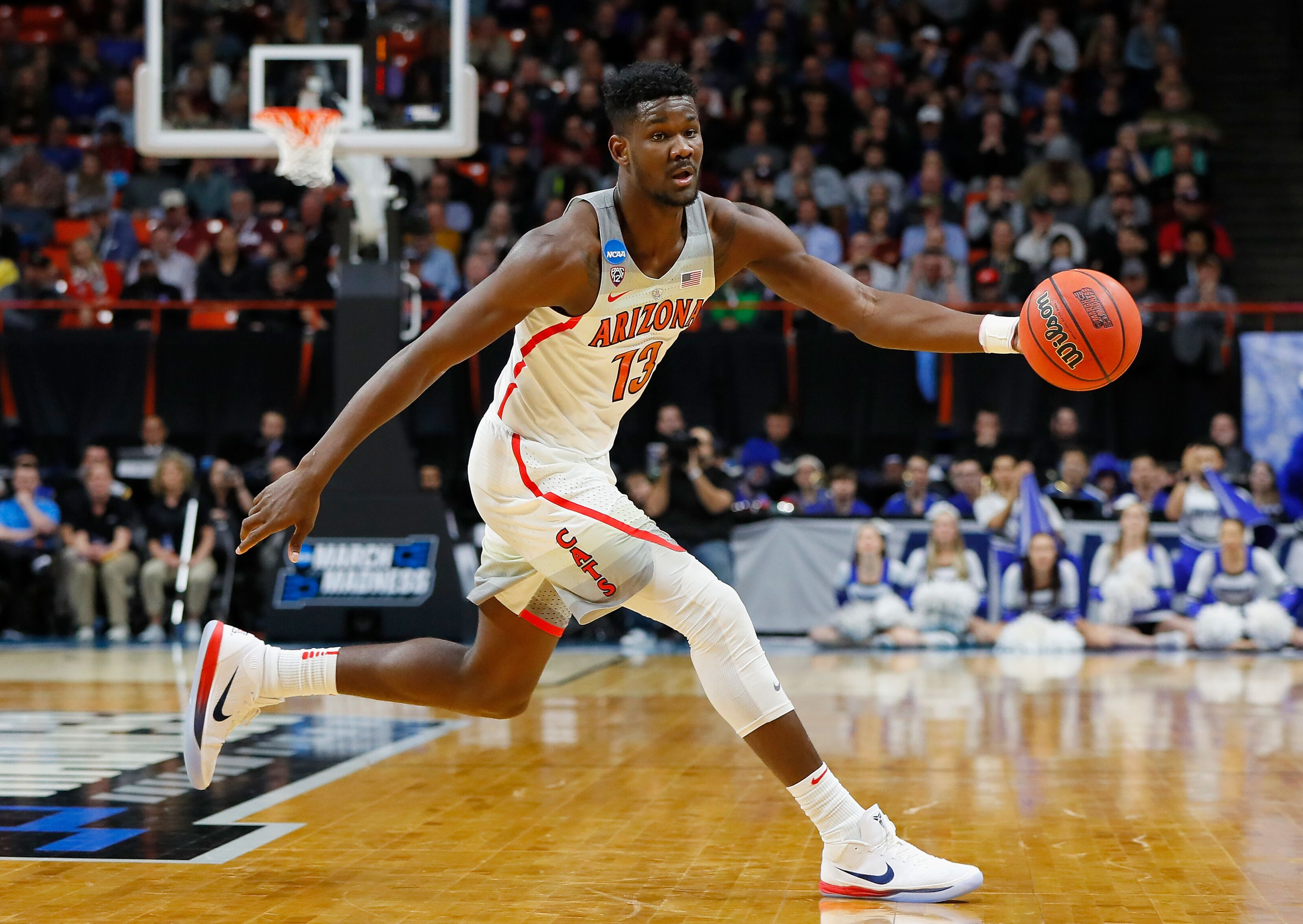 Why DeAndre Ayton should be the No. 1 overall pick