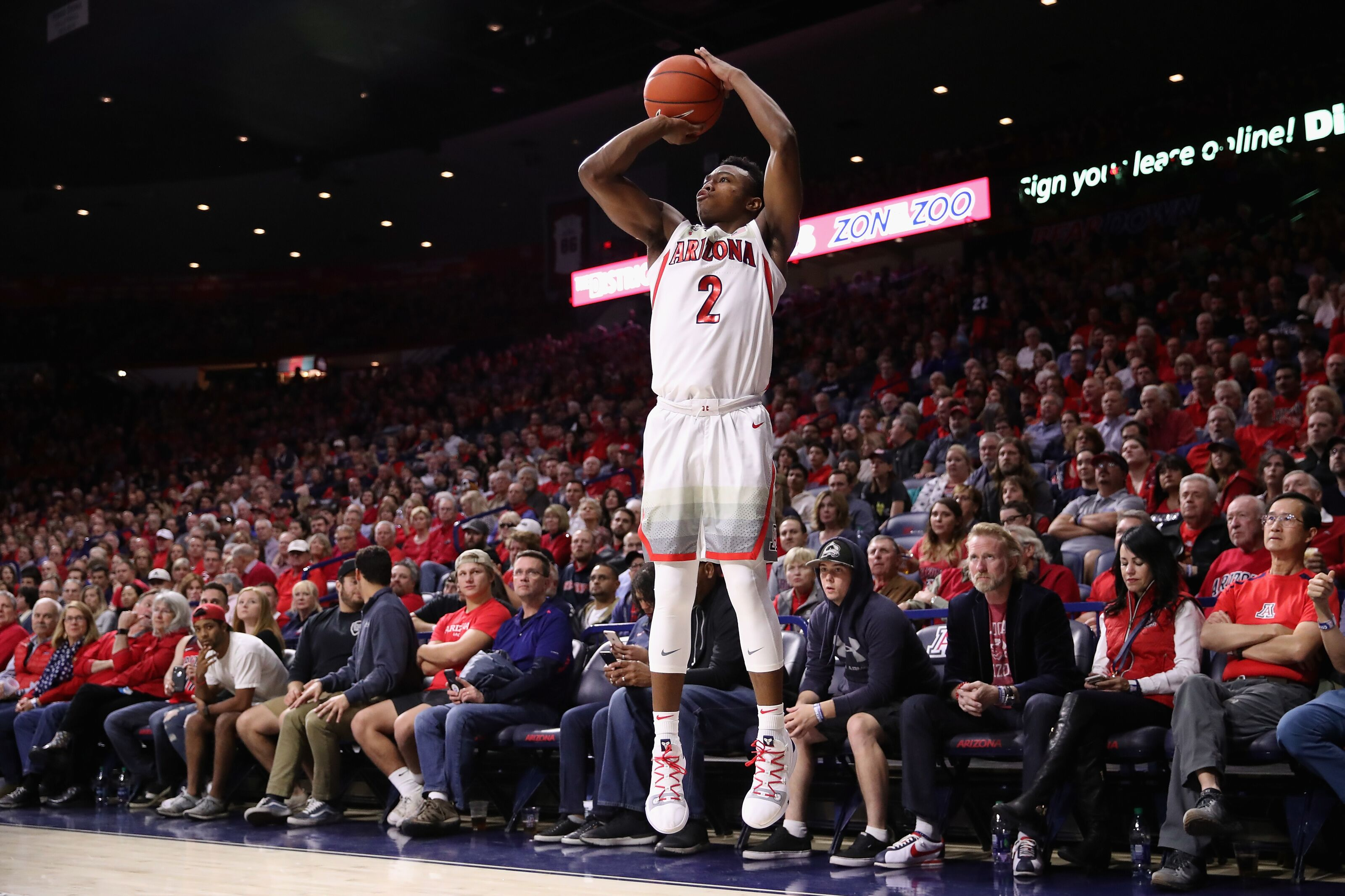 Arizona Basketball: Wildcats bounce back with a statement win against the Oregon State Beavers