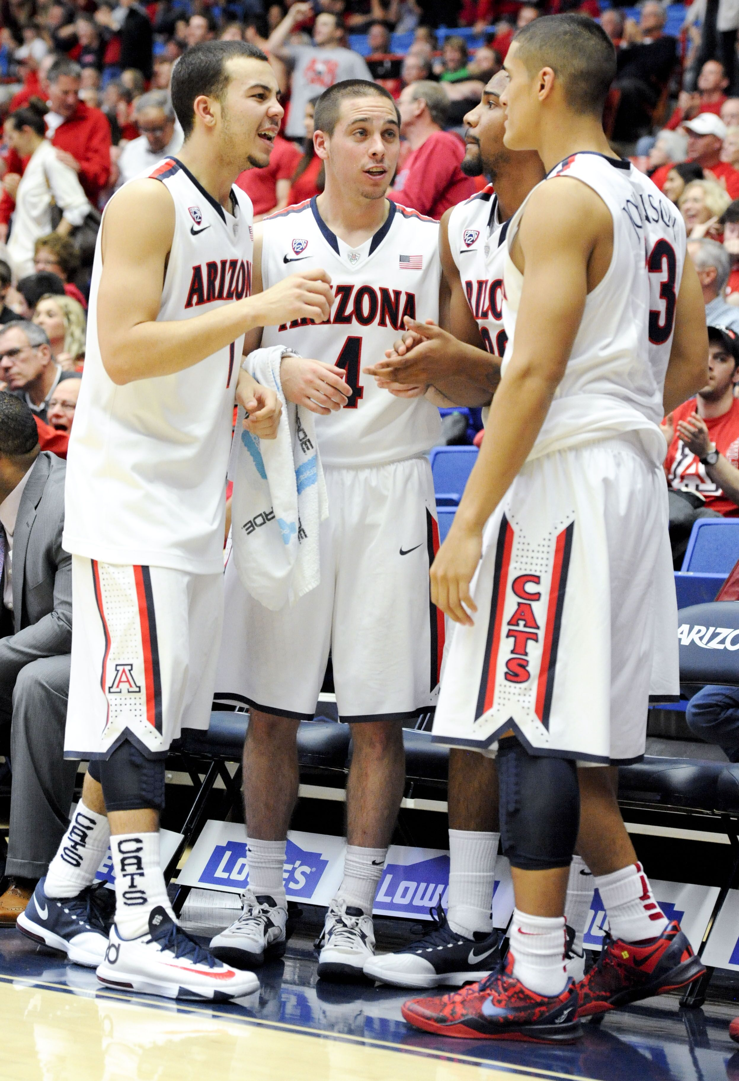 Arizona Basketball: Jordin Mayes was on fire playing in ...