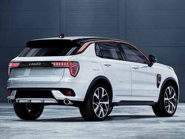 Geely Reveals Link & Co 01, a Volvo-Based Super-Connected SUV ... on
