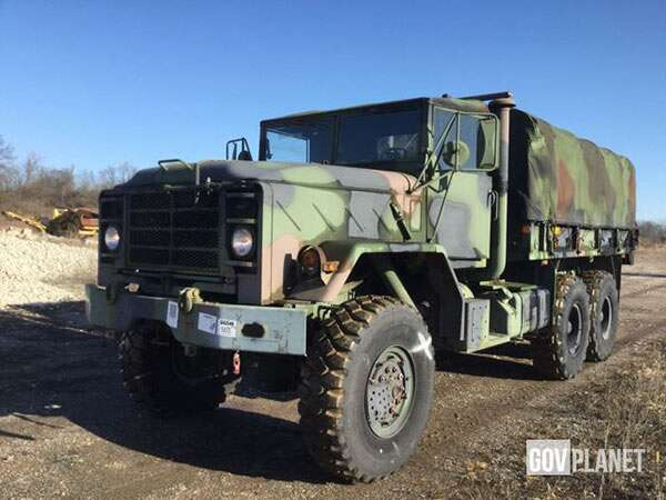 Old Chevy Military Trucks For Sale