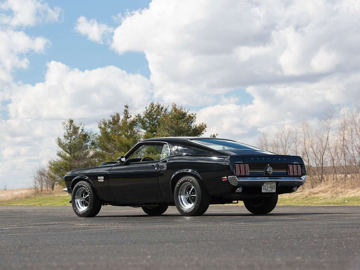 All Boss, All the Time: The 5 Best Mustangs at Mecum\'s Indy Auction ...