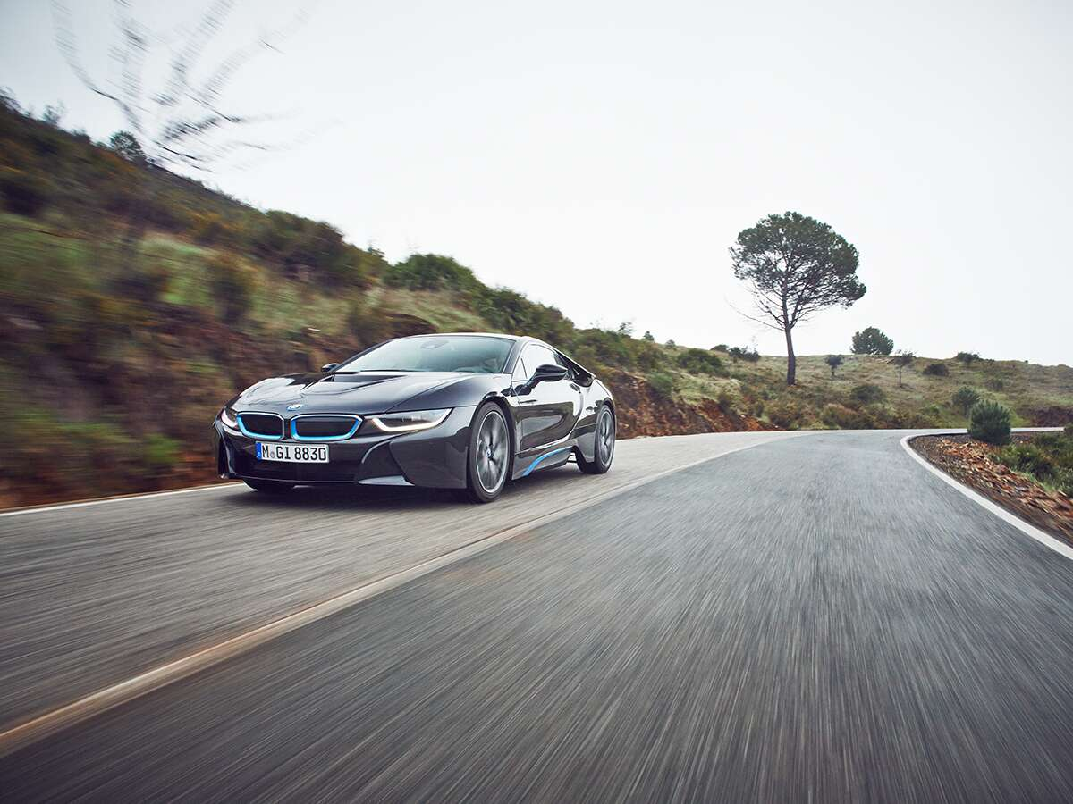 How Will The World Remember The Bmw I8 The Drive