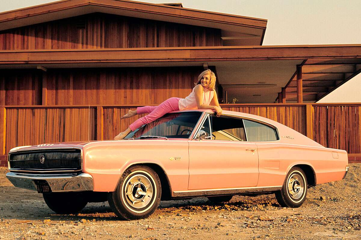 Vintage Playboy Models and Cars (Need We Say More?) - The Drive