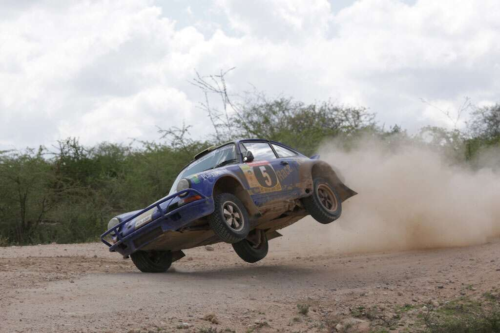 Watch These Vintage Porsche 911 Rally Cars Blast Across Africa - The ...