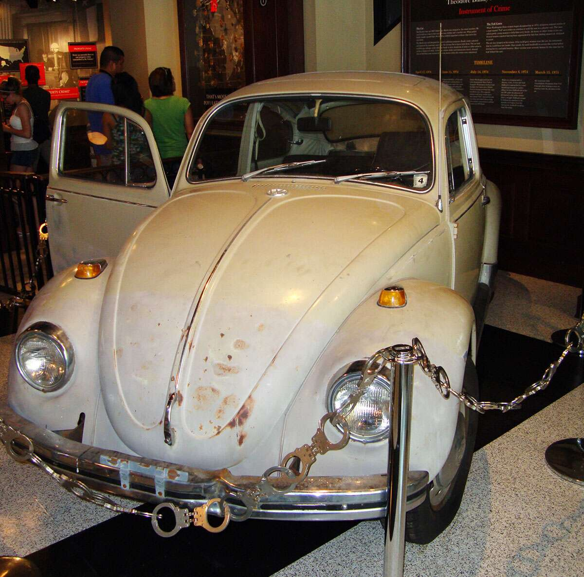 Bundy Drove A Beetle The Cars Of Serial Killers Drive Murdered Out 1955 Cadillac One More Prolific In Recorded History Killed At Least 30 People But May Have 100 Or Morehe Remained Coy About Exact