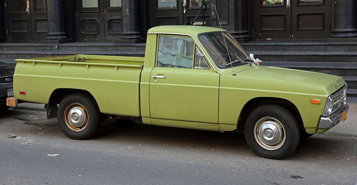1975 Ford Courier 12 Perfect Small Pickups For Folks With Big Truck Fatigue  The Drive