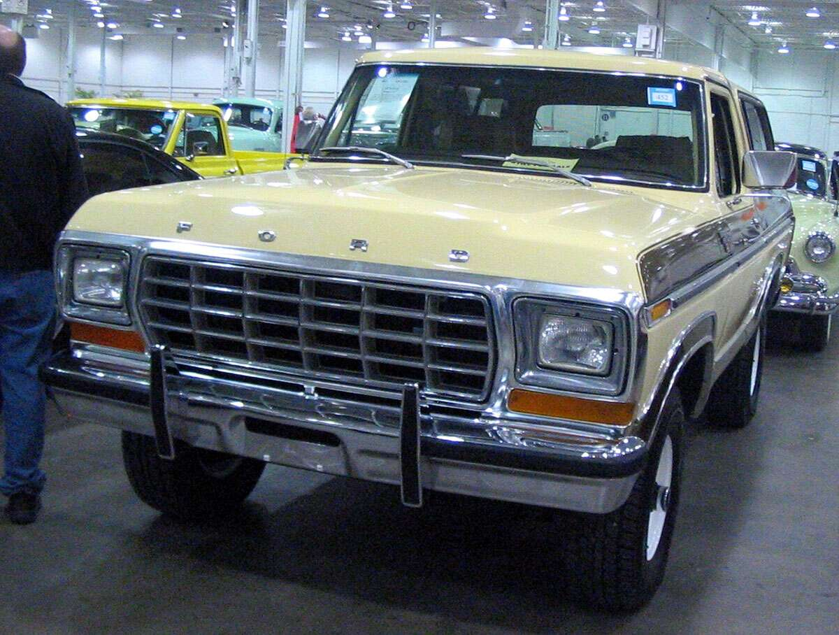 Bronco Vs Panther Which Ford Reigns Supreme The Drive 1980 Frame Since Broncos Second Gen Technically Lasted Only From 1978 To 1979 Were Throwing In Third Speed This Along Biggest Change