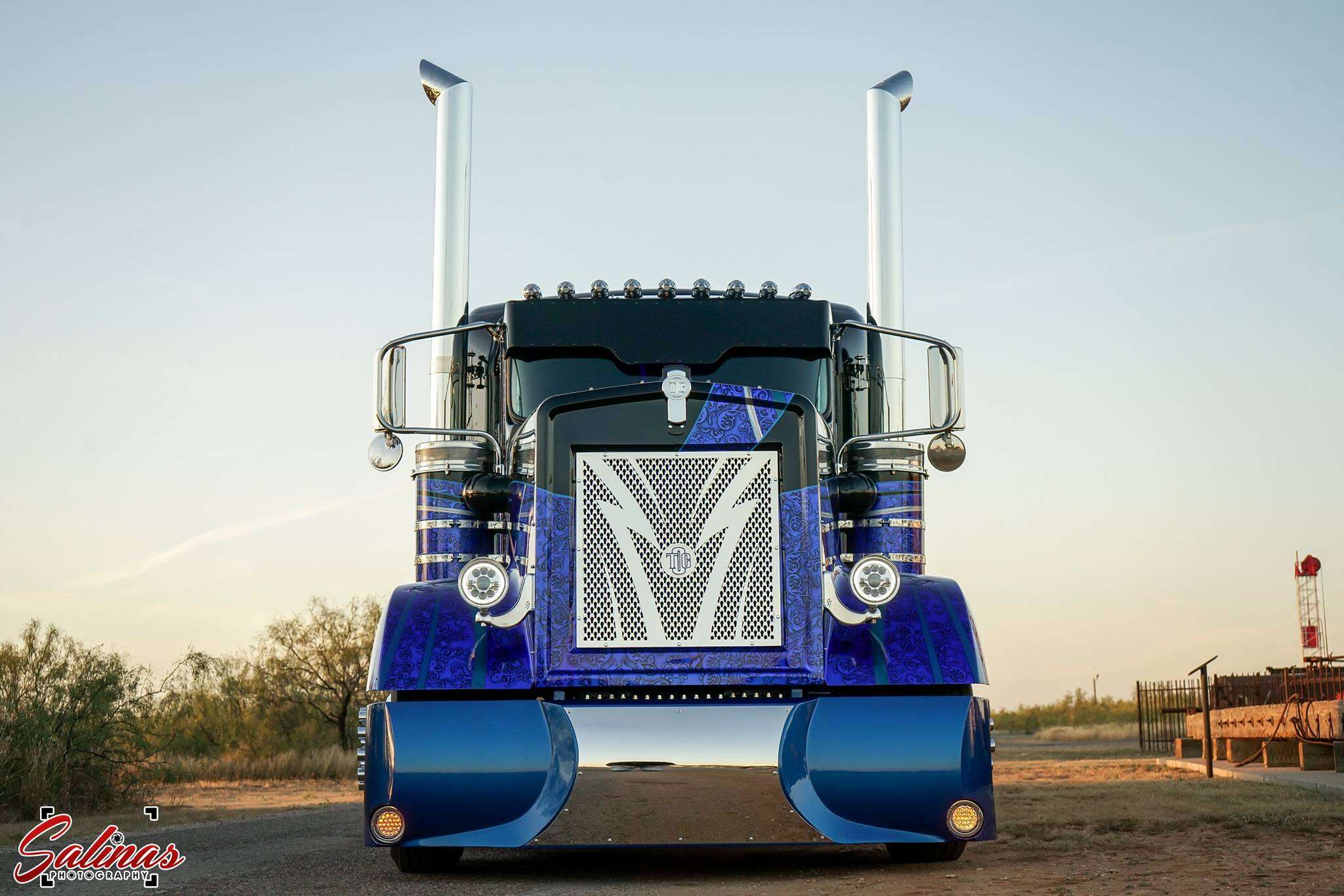 Big Rig Coming For You : You ve never seen a big rig like this the drive