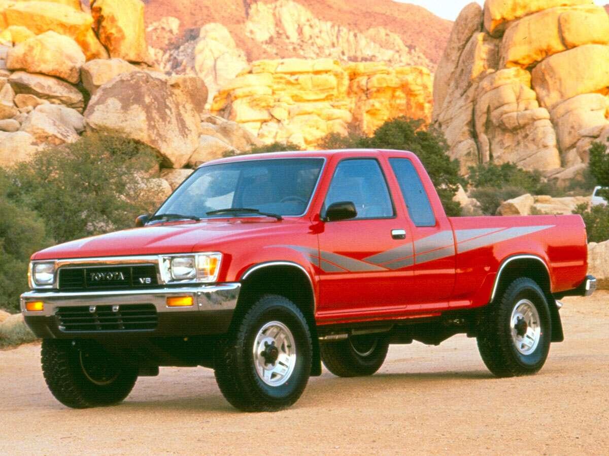 1995 Toyota Truck