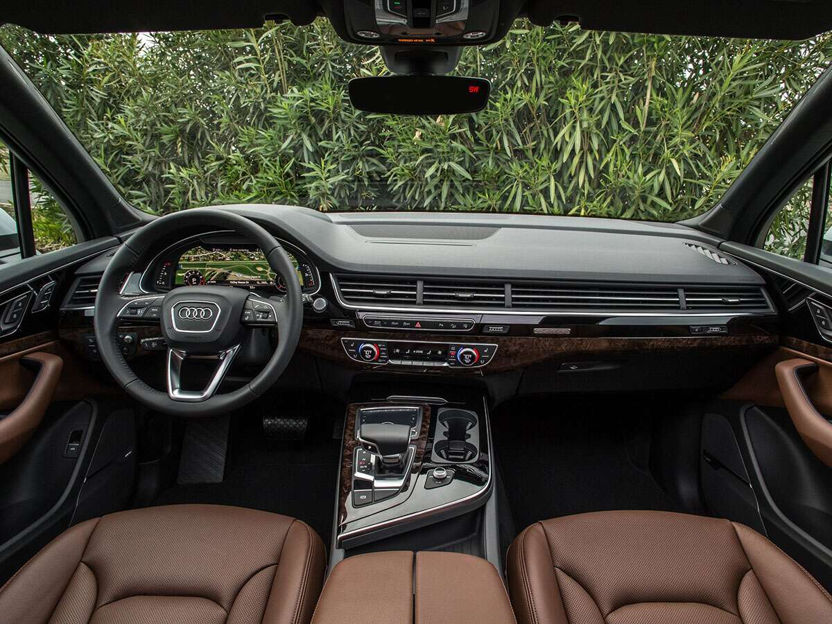 2016 audi q7 quick review the drive. Black Bedroom Furniture Sets. Home Design Ideas
